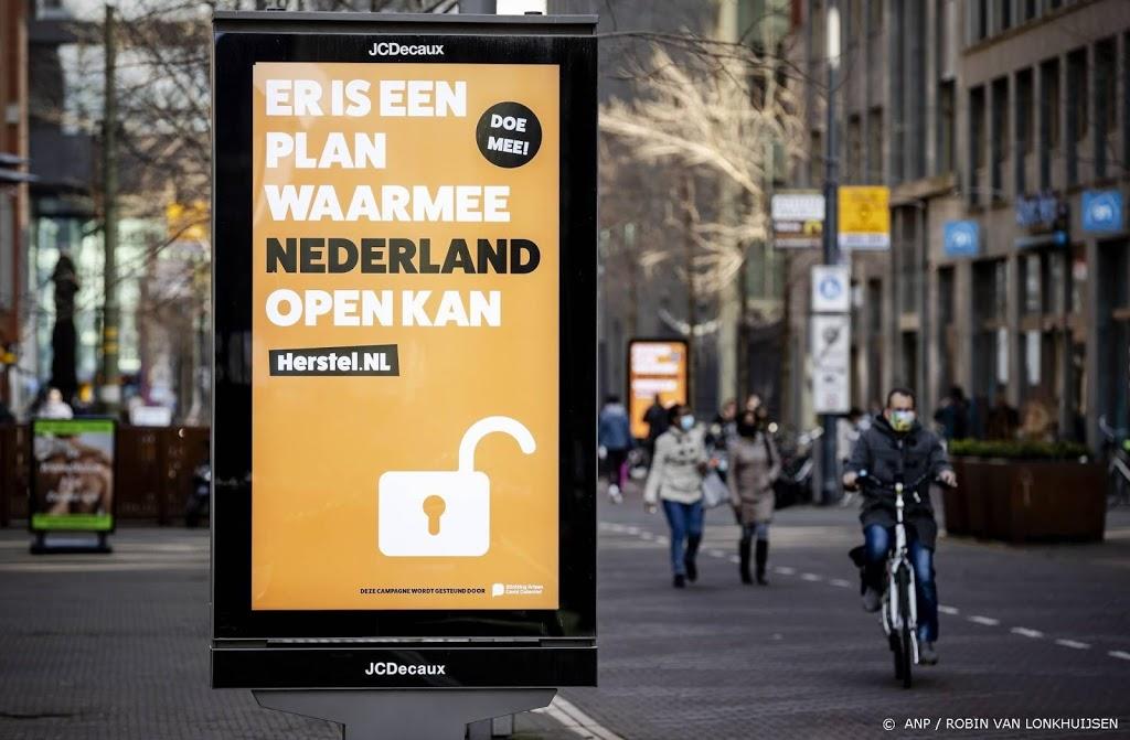 Herstel-NL wil snel einde aan lockdown en samenleving weer open