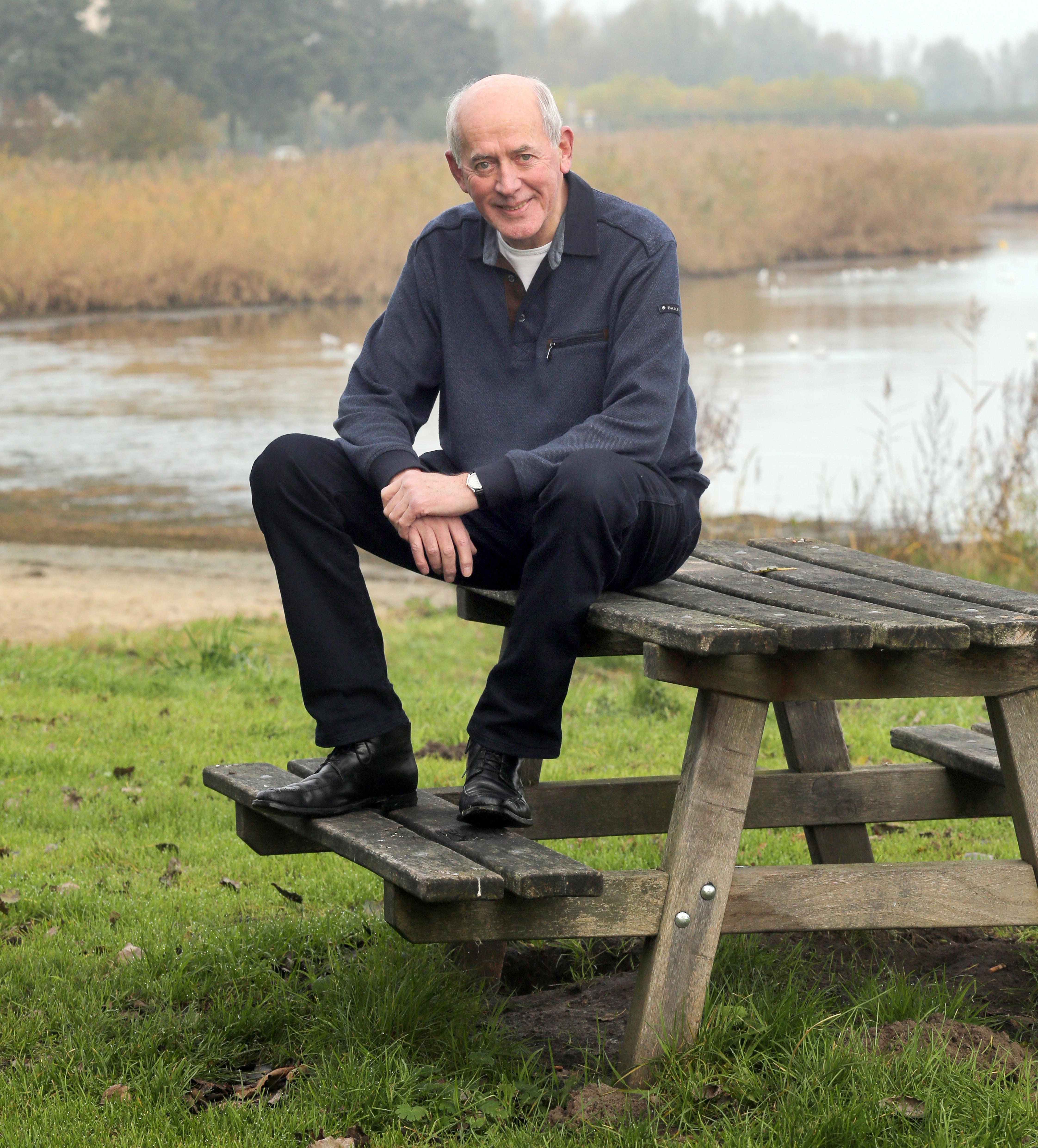 'Met elkaar er iets van maken', zegt Huizer Hans Borremans in serie Gedreven