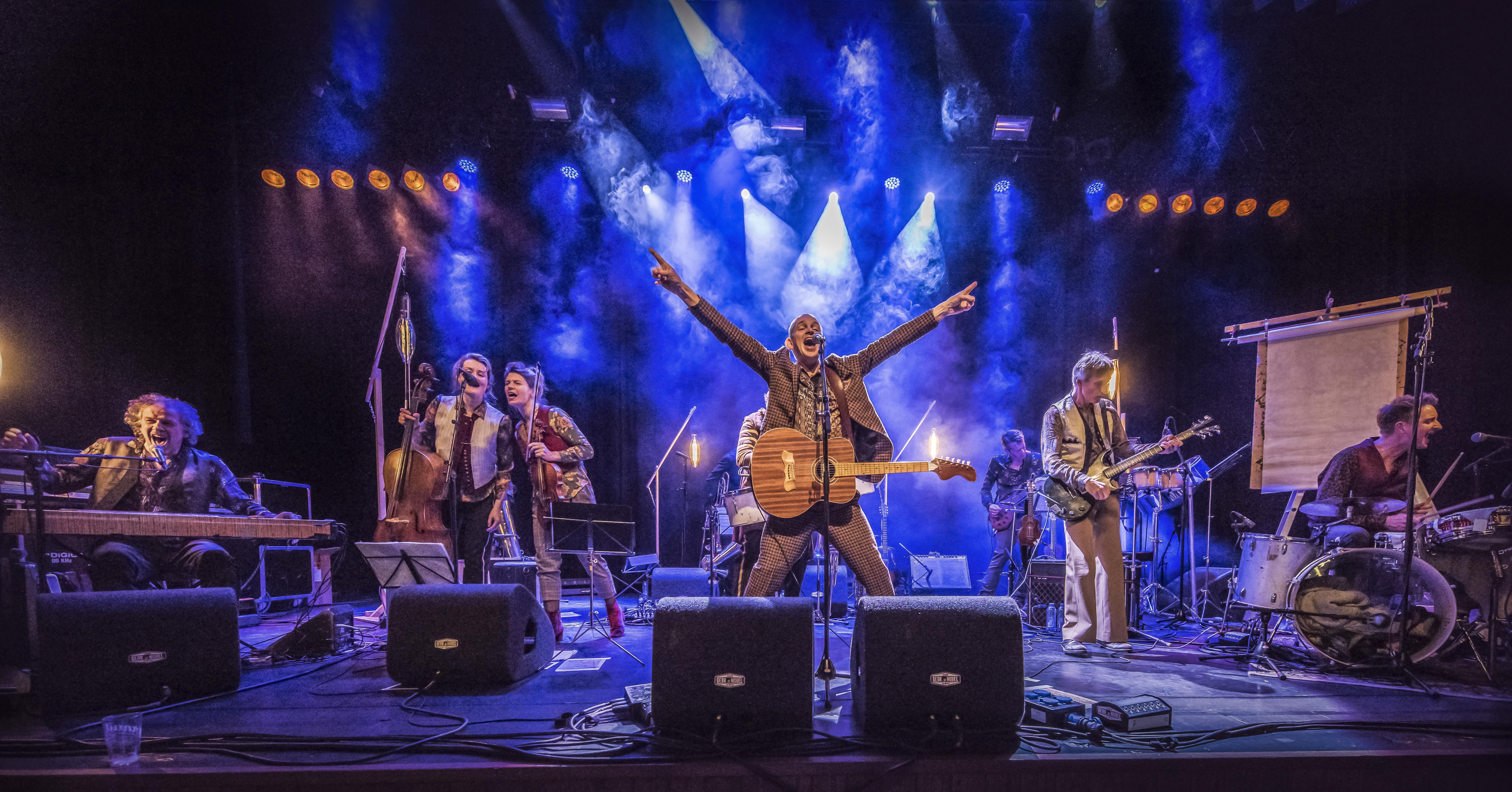 Hoogriet heet het nieuwe album van De Kift: 'Het is fijn om verward te worden' [video]