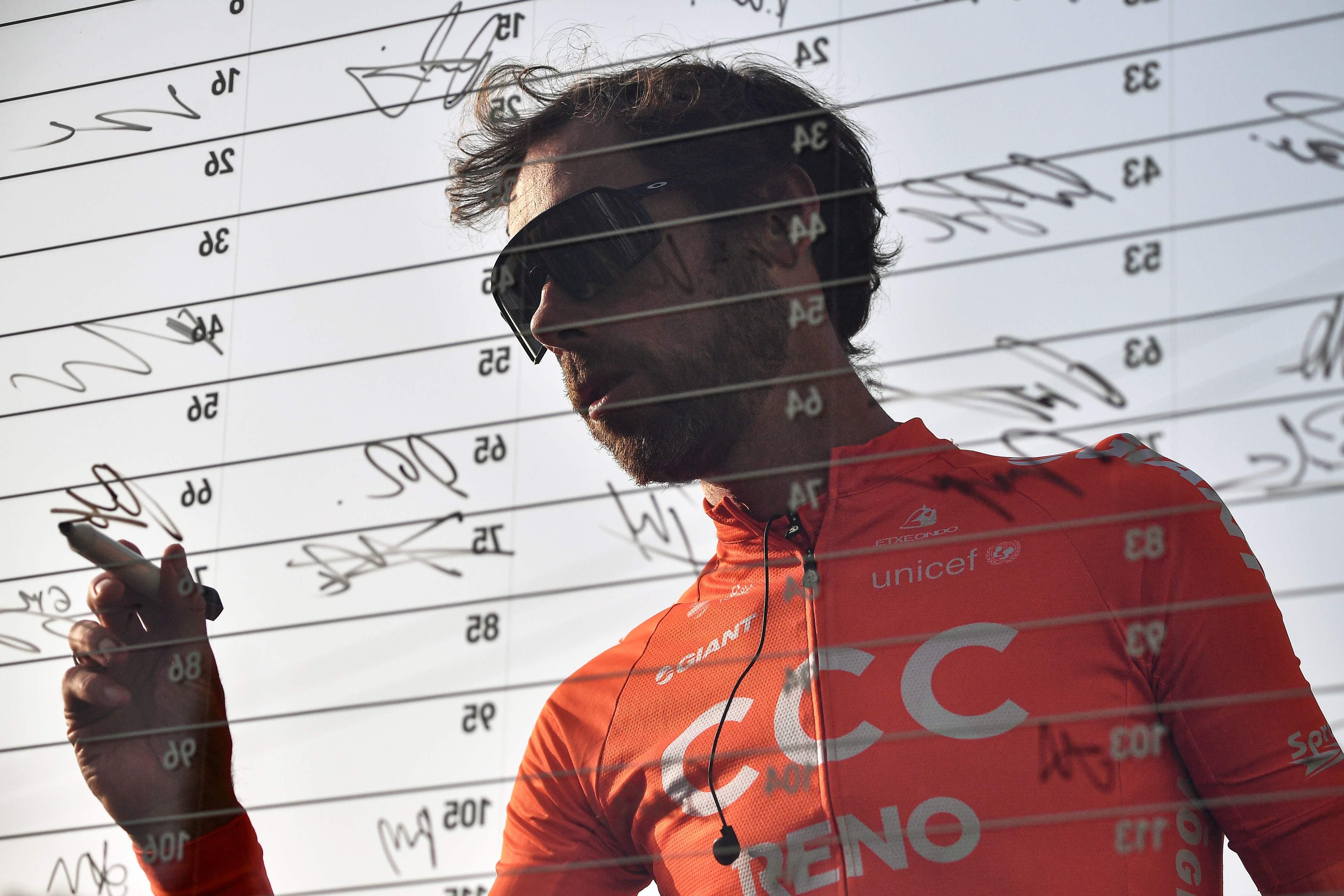 Laurens ten Dam: 'Stoppen met winst Bauke in Ronde van Lombardije is een sprookje' [video]