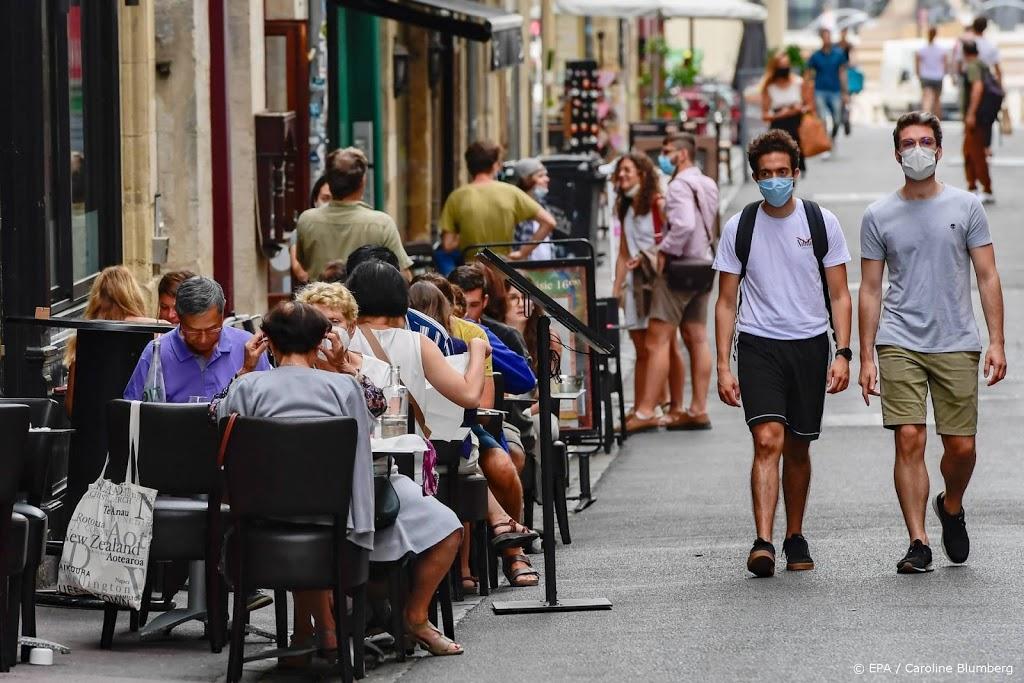 Frankrijk heropent terrasjes op 19 mei