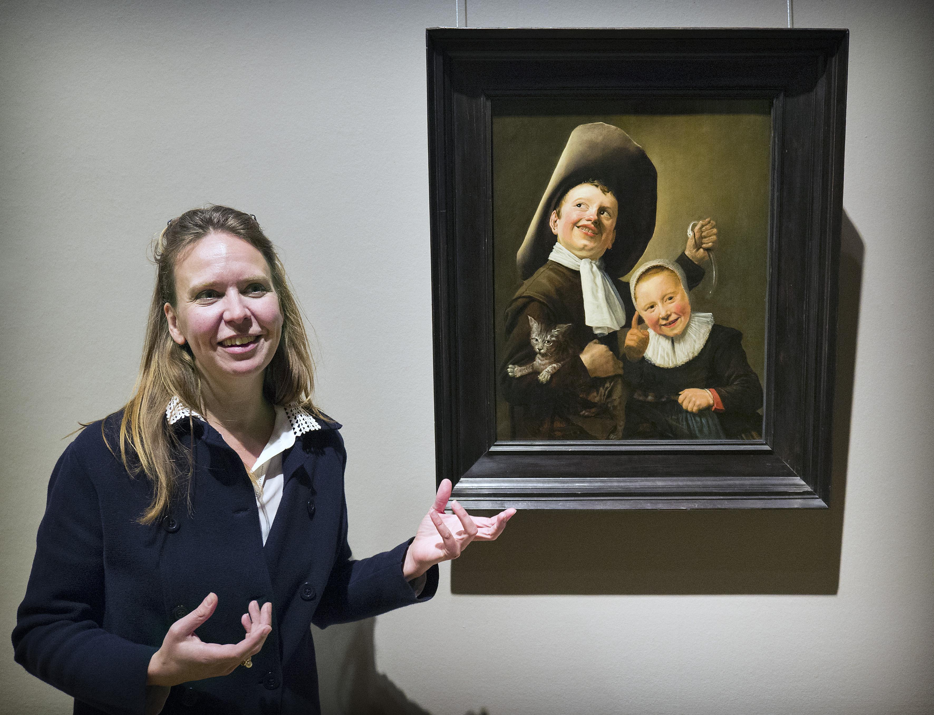'Haarlem was epicentrum van de humor'