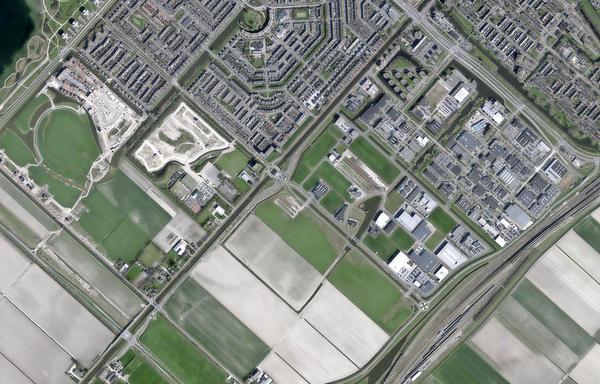 Hoofddorps nieuwste: De Parken, wijk met 3.500 woningen
