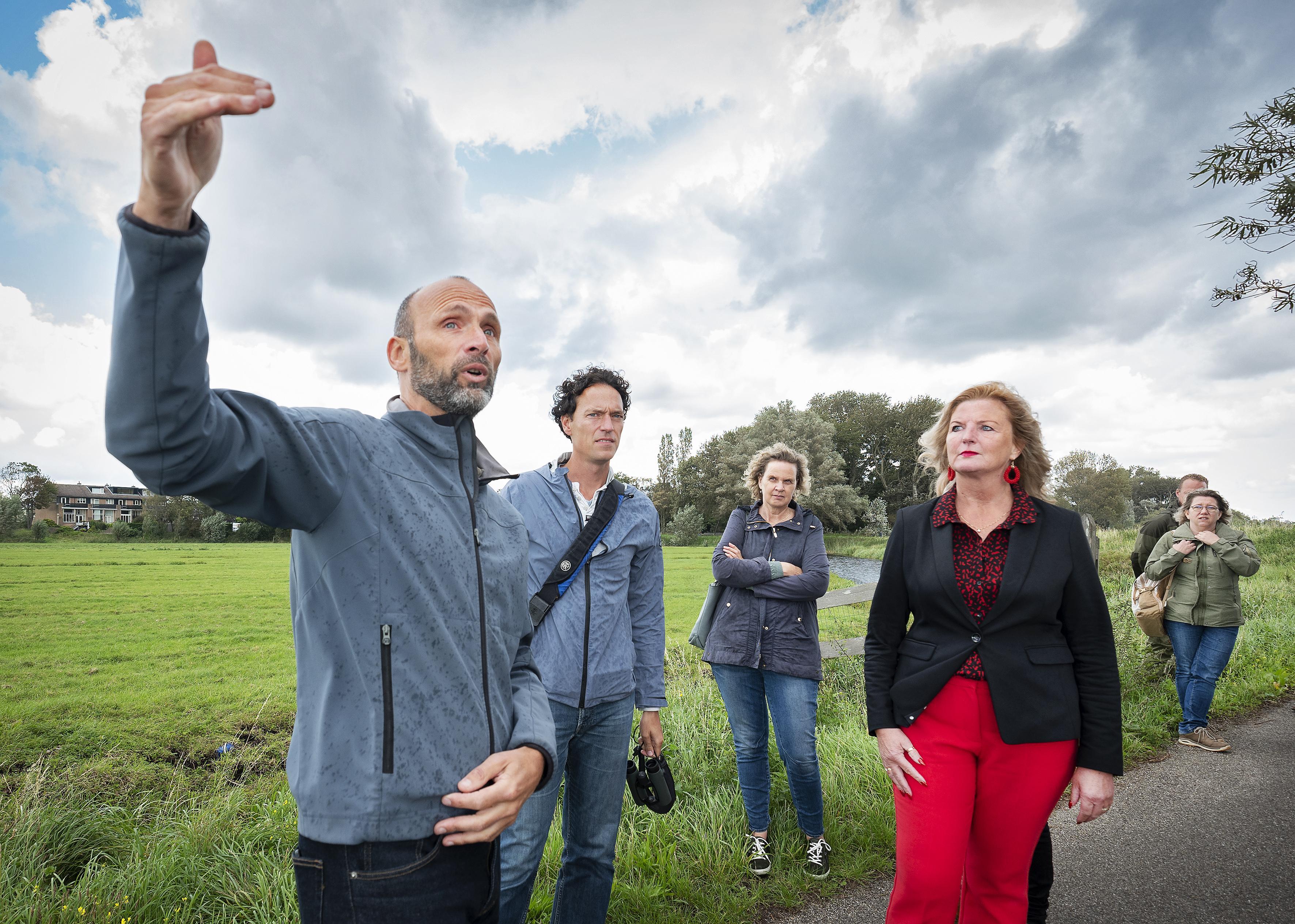 Als een slachthuis met glazen wanden, buurtbewoners Haarlem-Molenwijk willen af van bloederige ganzenjacht