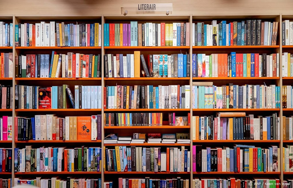 Nederlanders kochten vorig jaar 41 miljoen boeken