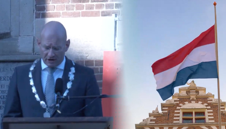 Zeven herdenkingsvideo's en -toespraken van burgemeesters uit West-Friesland [video]