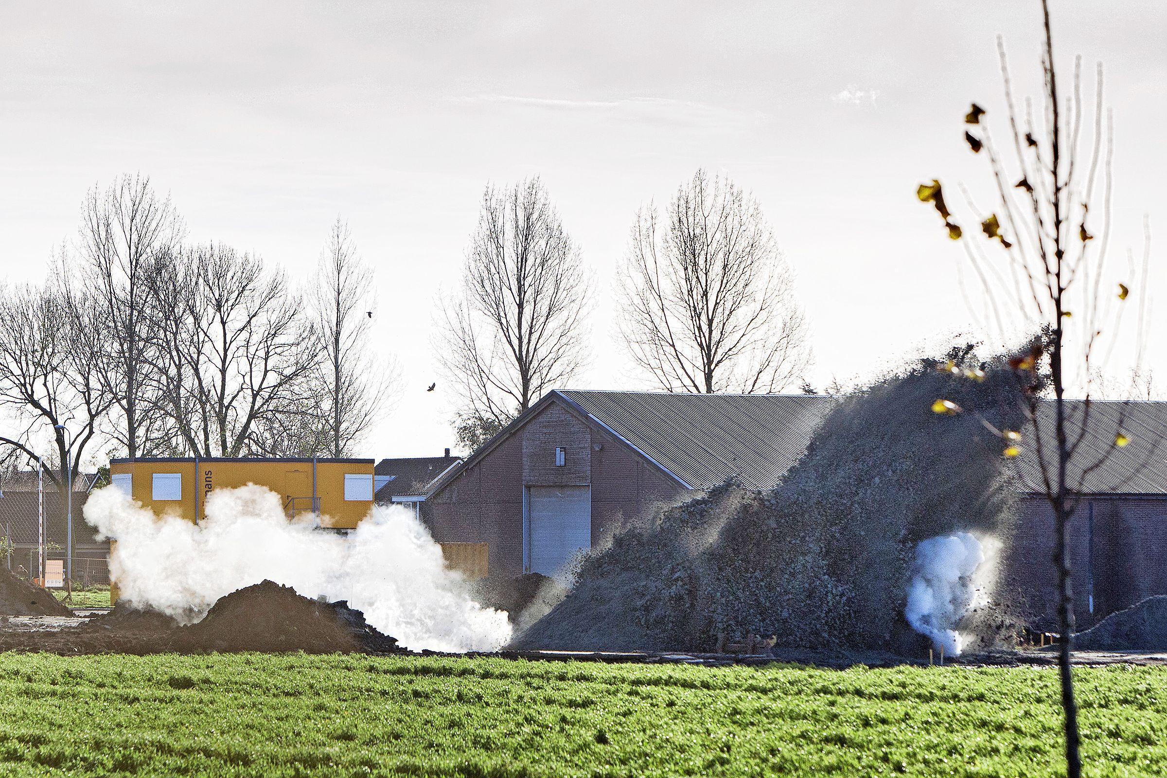 Bommen ruimen kost Haarlemmermeer 2,8 miljoen euro