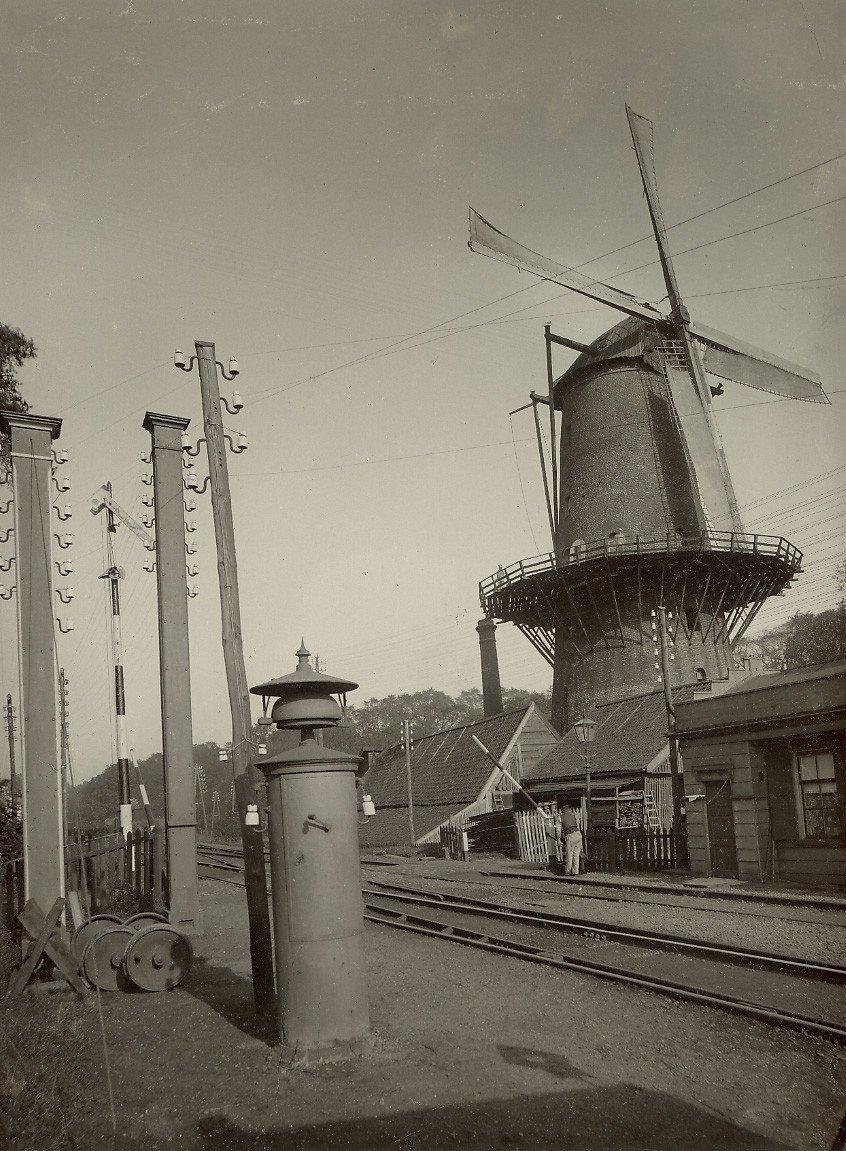 Telegraaf deed in 1845 zijn intrede in Haarlem: kabel naar Amsterdam zorgde voor snelle communicatie