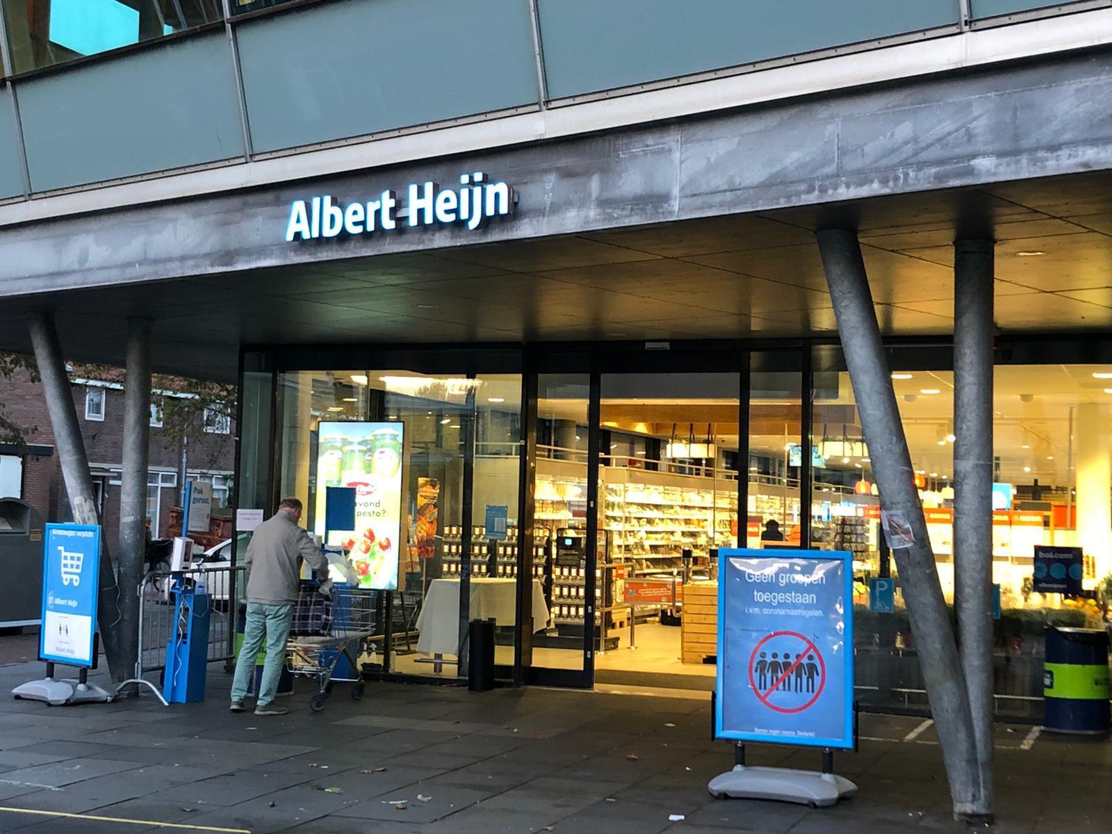 Nog veel onduidelijkheid over ouderenuurtje bij bezoekers van supermarkten: 'De informatieborden zijn besteld, maar nog niet gearriveerd'
