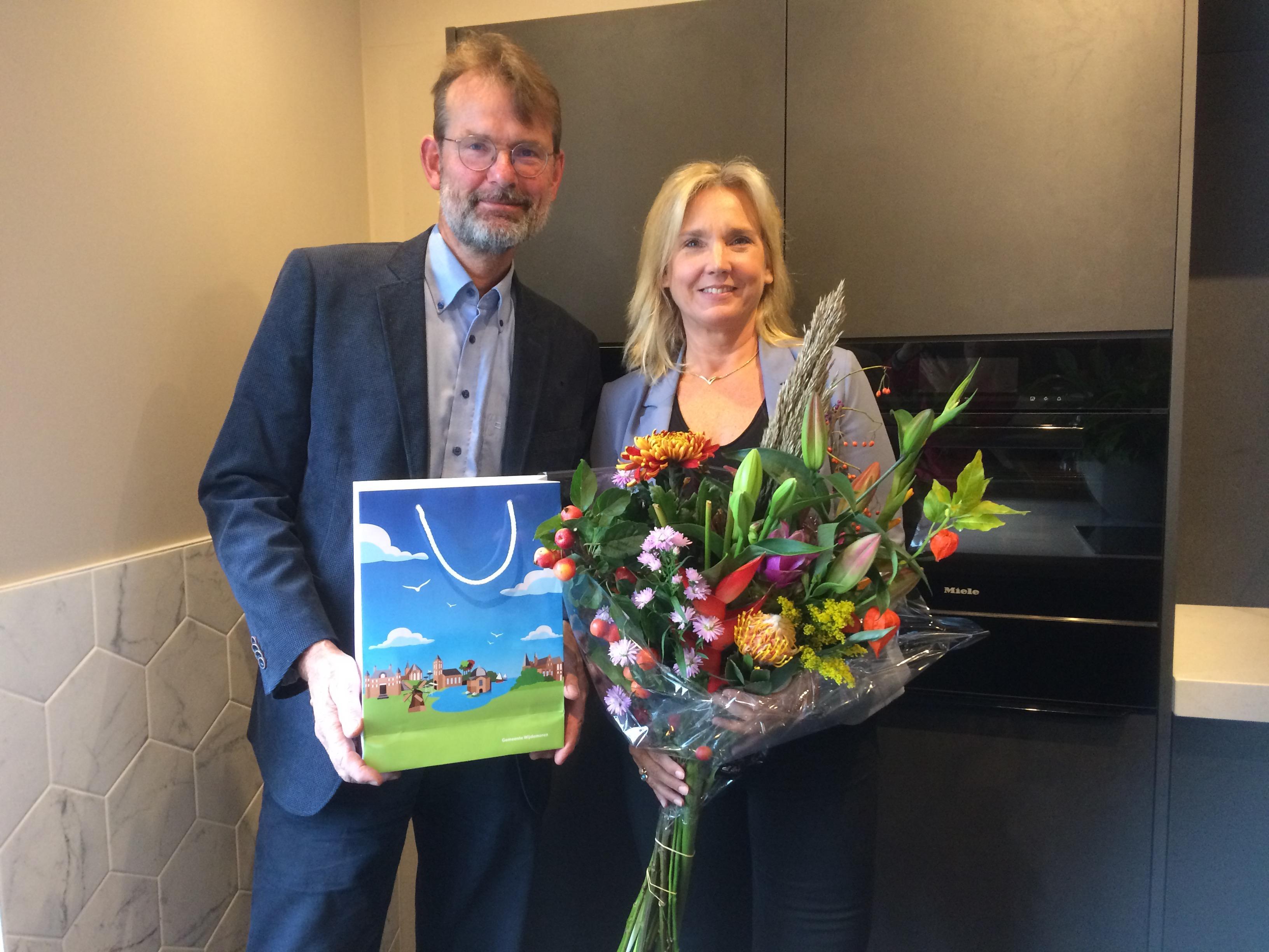 Beoogd burgemeester Crys Larson 'vereerd en blij': ervaren vrouw voor Wijdemeren