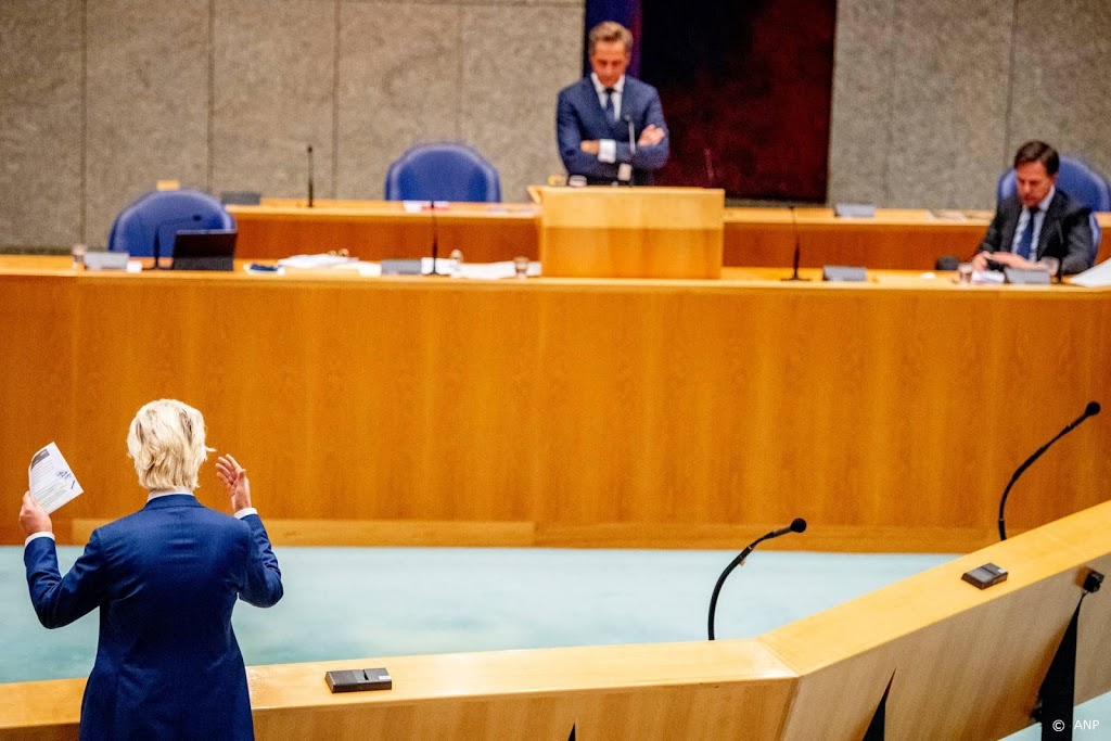Wilders en Krol willen extra kamerdebat over coronavariant