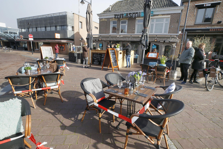 Ondernemers worden door stress geteisterd, schrijven Noord-Hollandse gemeenten in een brandbrief