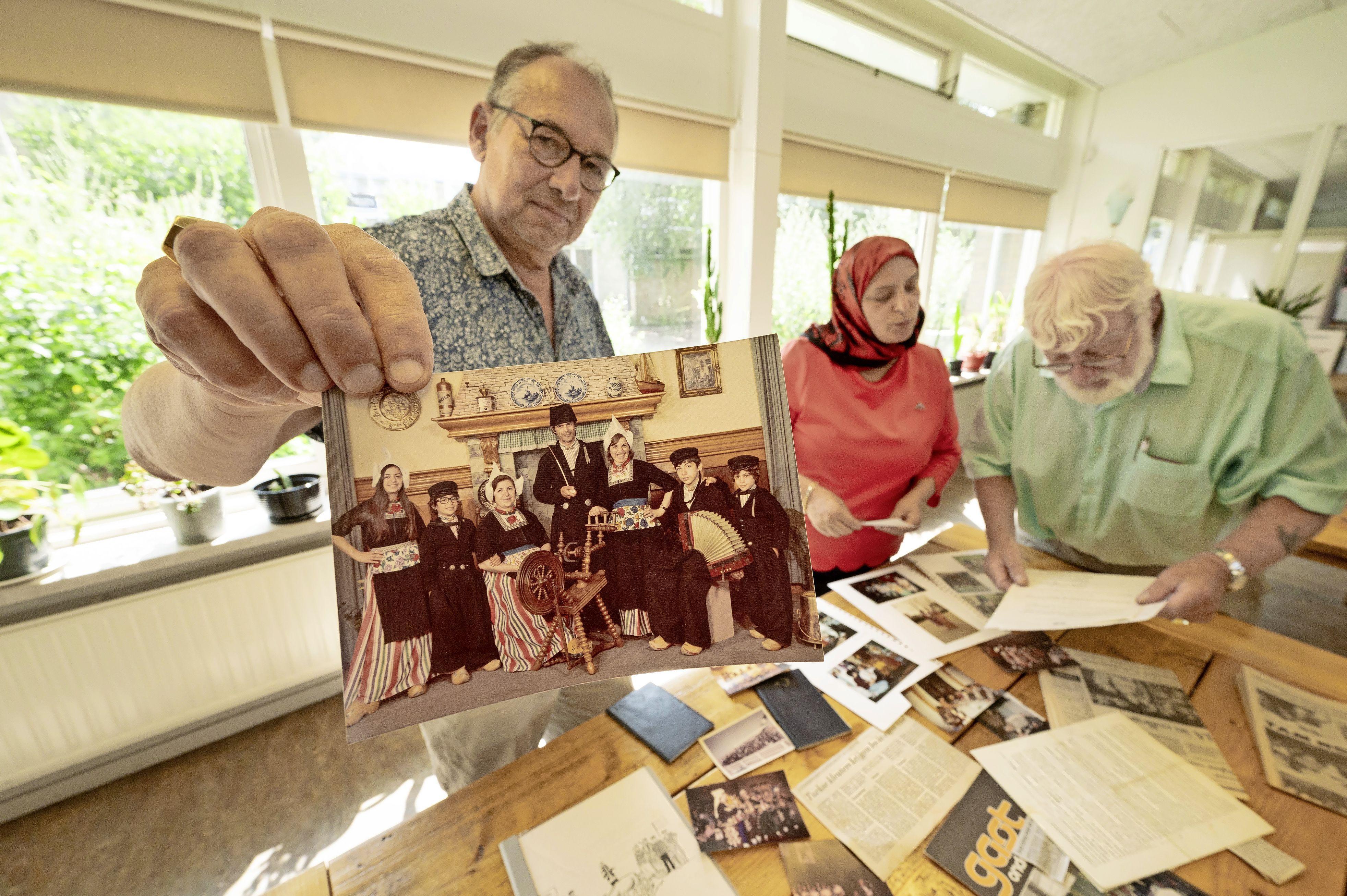 Van oude geschriften tot verhalen van nu: Turks archief Leiden wil alle herinneringen opslaan