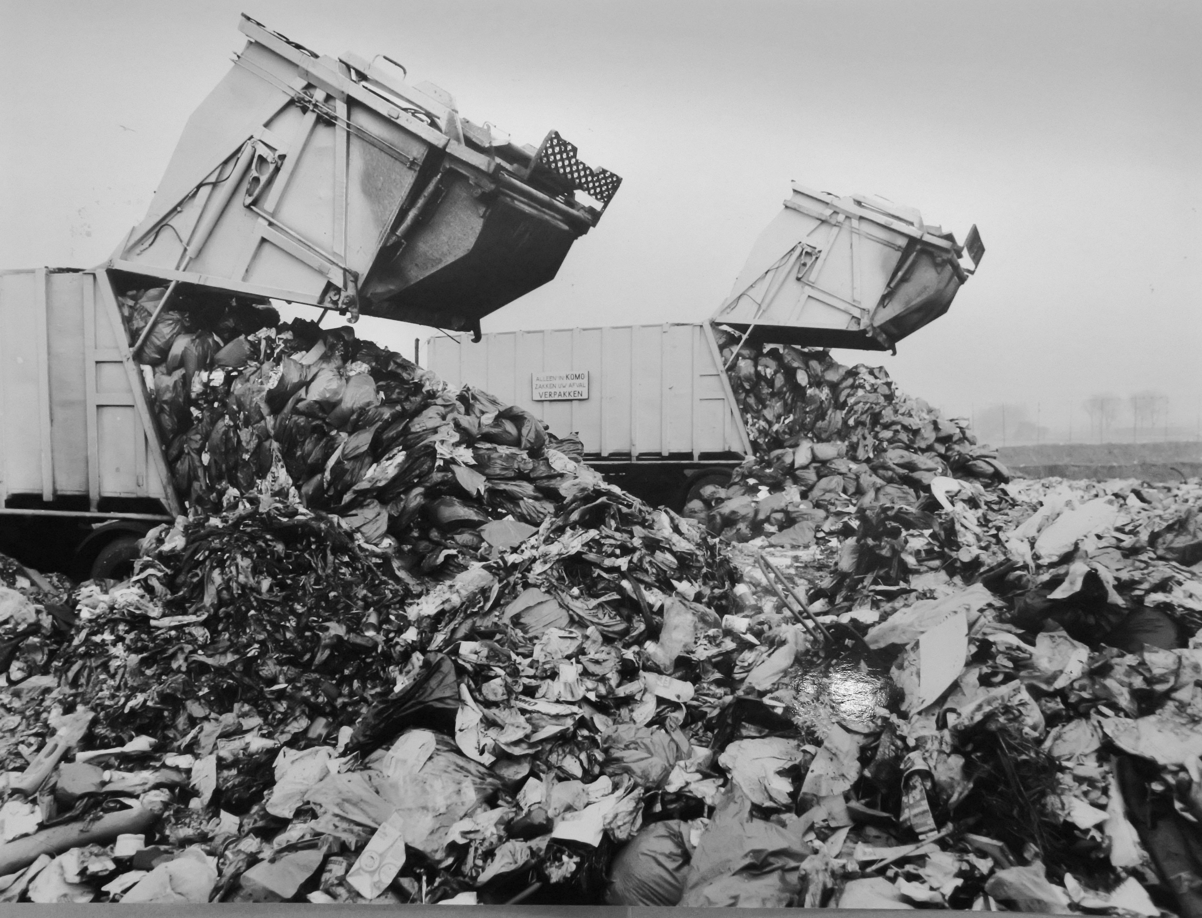 Onderzoek grondwater vuilnisbelt Westwoud