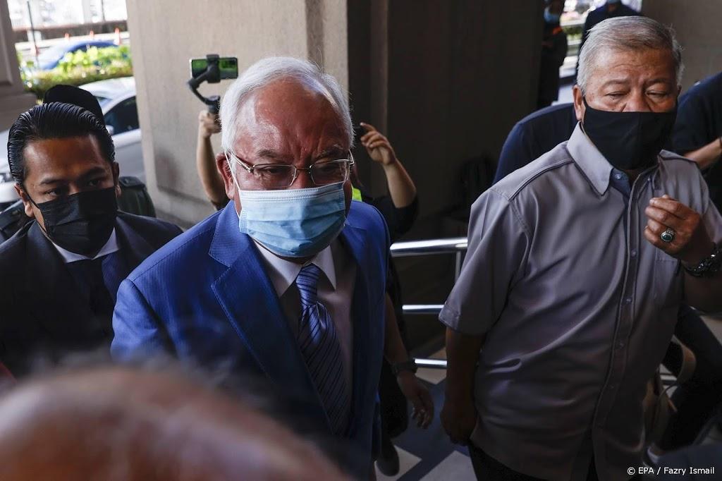 Hoger beroep corruptiezaak voormalig premier Maleisië begint