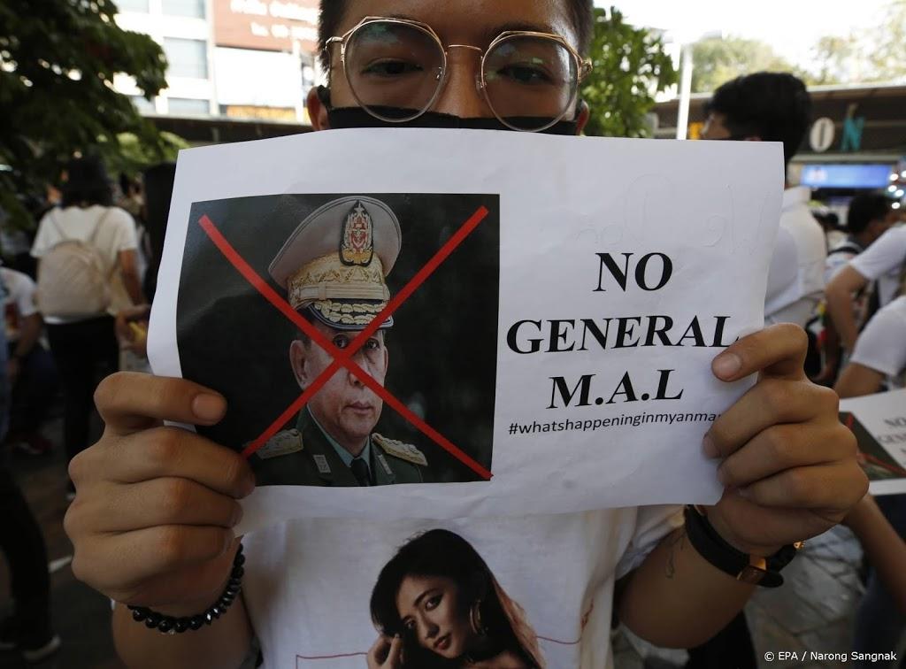VS willen 'aanvullende acties' vanwege geweld in Myanmar