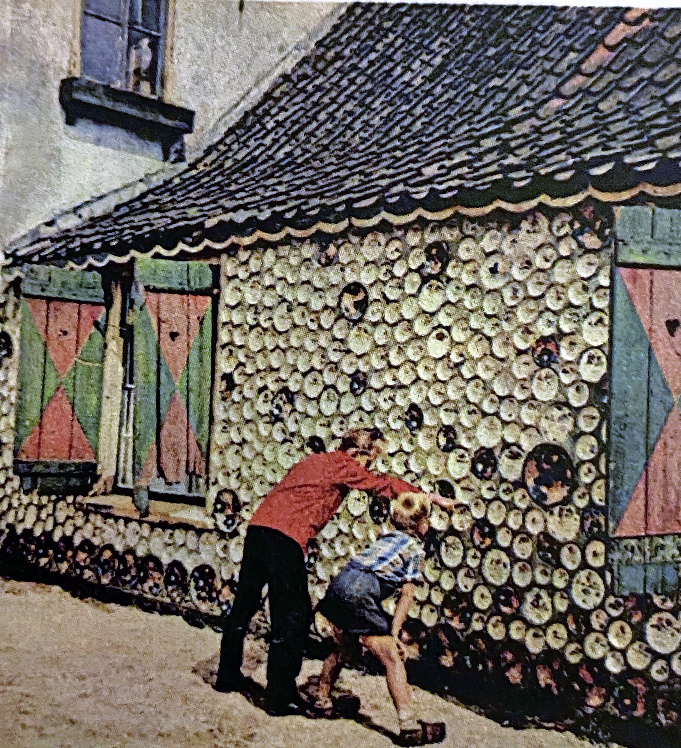 Nog altijd legendarische Spreukenhuisje alweer vijftig jaar verleden tijd: hoe een geintje van de VVV-directeur het dorp Soest zijn toeristische attractie bezorgde