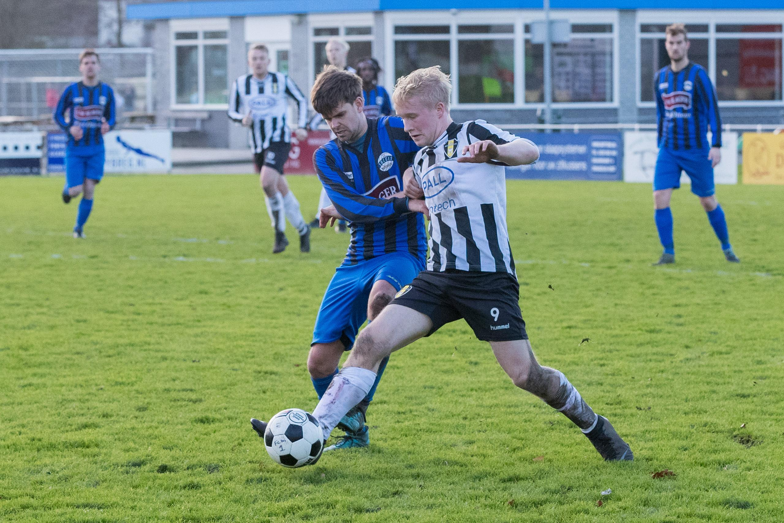 FC Medemblik ook volgend seizoen onder leiding van trainer Stephan Kaaij