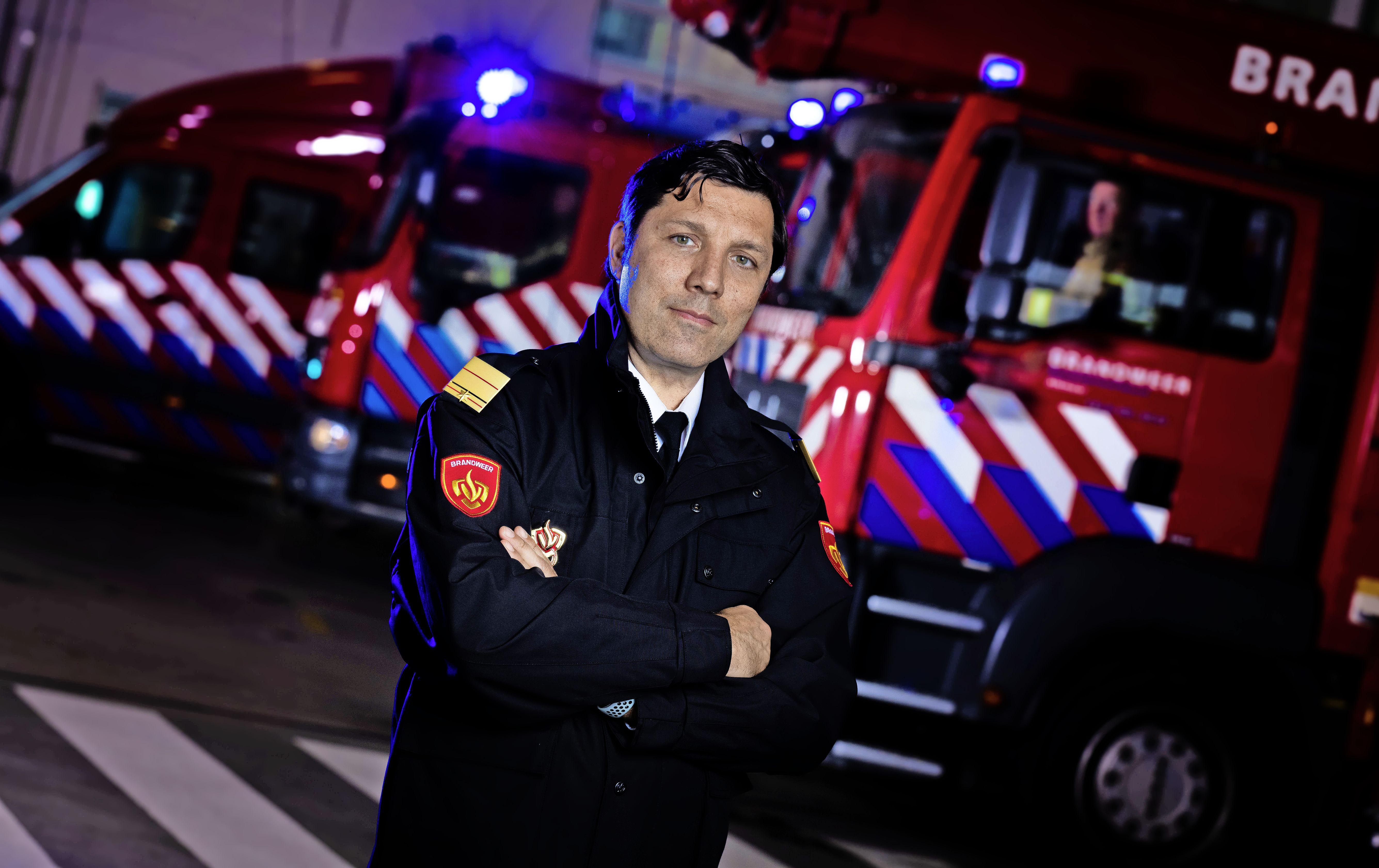 Brandweercommandant veiligheidsregio Noord-Holland Noord krijgt nevenfunctie bij COA: nieuwkomer in adviesraad