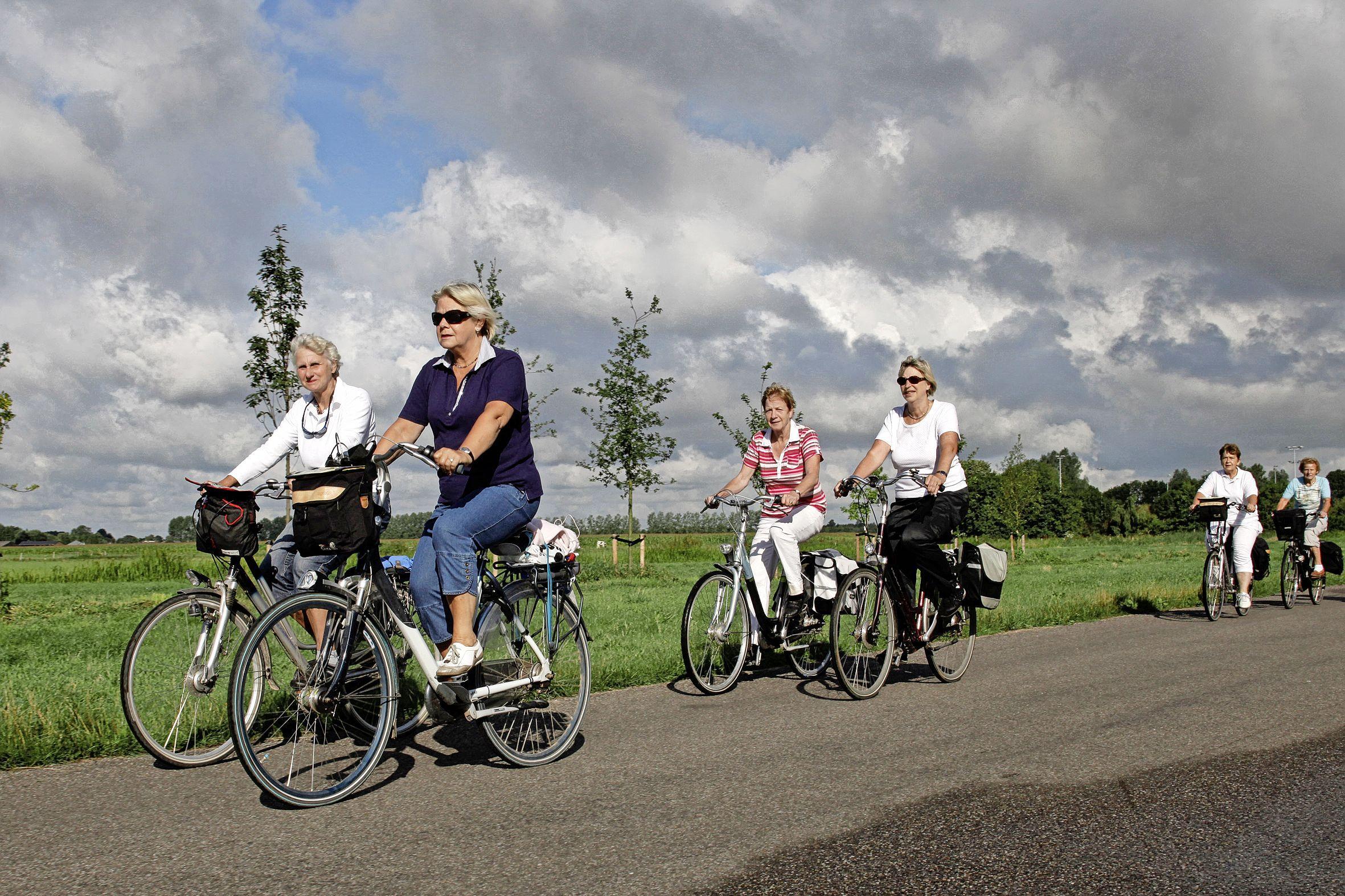 Het 'wonen' zit veel inwoners van Wijdemeren hoog, ook willen ze meer fiets- en wandelpaden in de hun omringende natuur