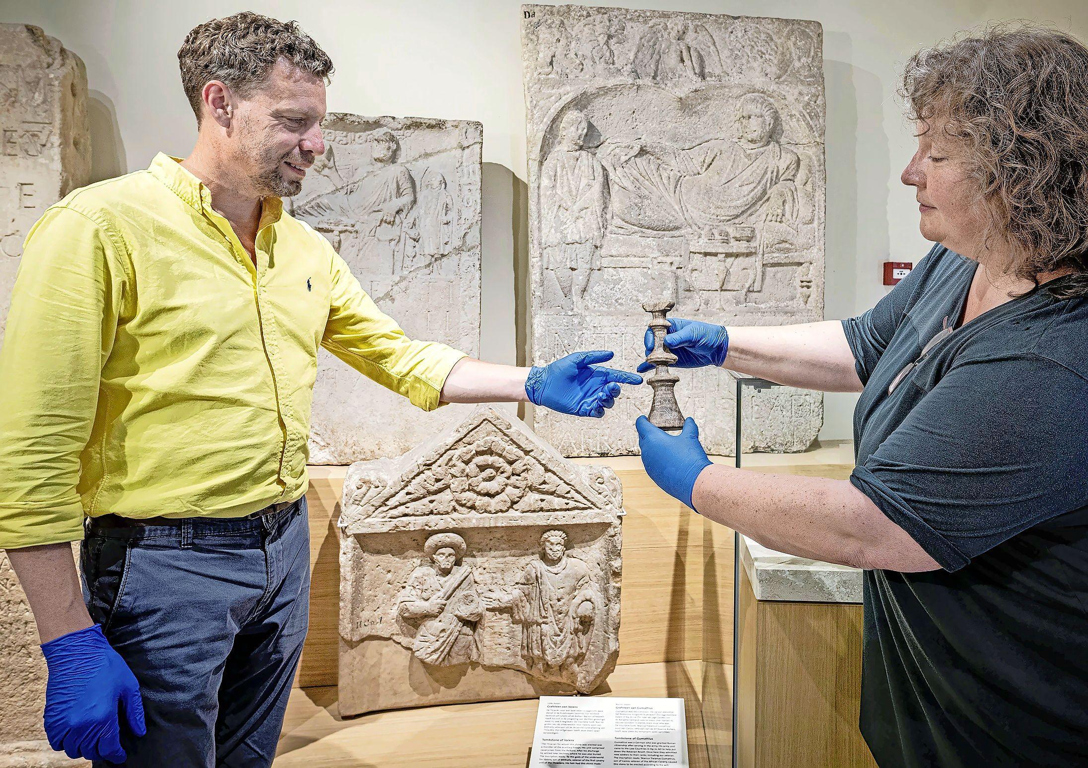 Fort Velsen herontdekt: er leefden vrouwen en kinderen en het leven was er comfortabeler - in elk geval voor de Romeinse officieren