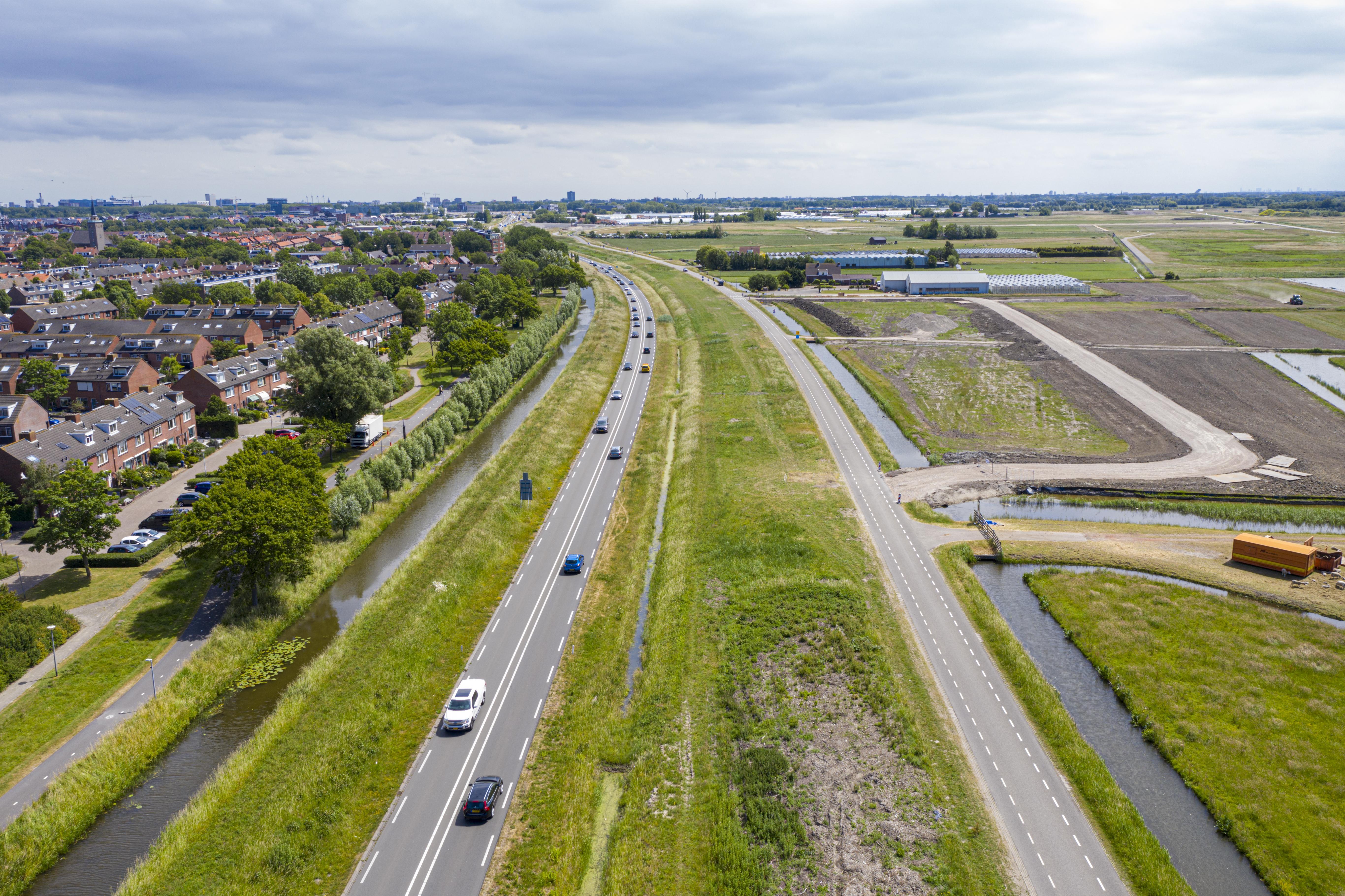 Bezwaren van 345 Valkenburgers van tafel geveegd: Katwijk verleent provincie definitief vergunning voor tijdelijke N206 bij Valkenburg