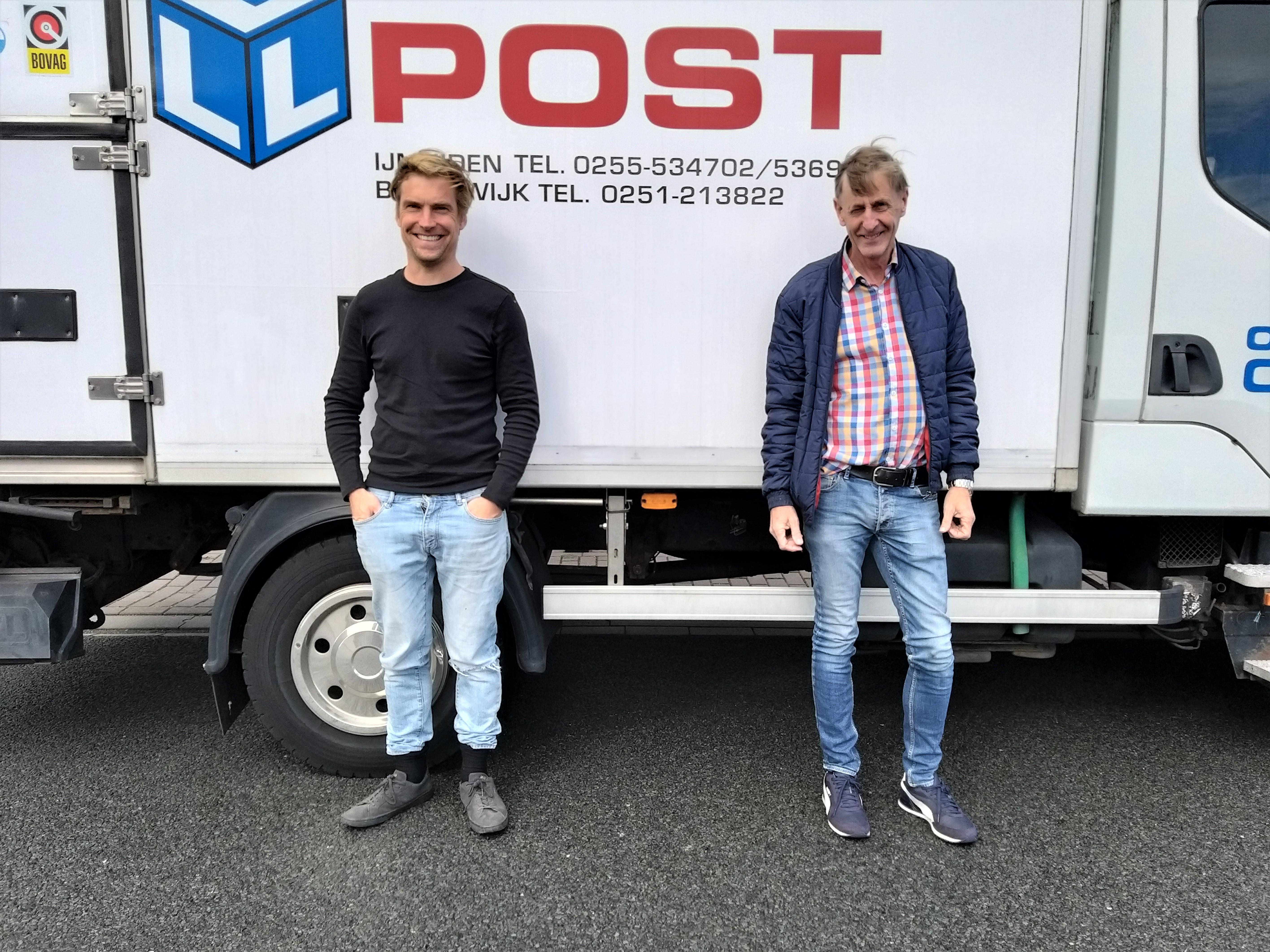 Roeland rijdt soms 'te soft in de vrachtwagen, zegt zijn rijleraar: 'Hij mag zich best wat meer laten zien in sommige situaties'