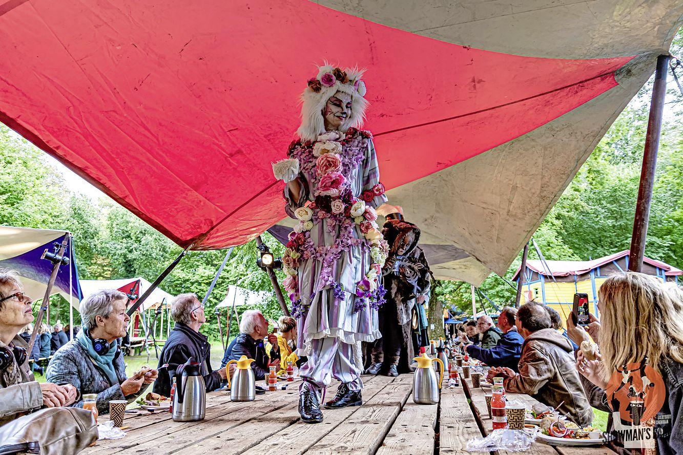 Knoop doorgehakt: Showman's Fair in Alkmaarderhout gaat gewoon door op 20, 21 en 22 augustus. 'Het heeft veel zweet en tranen gekost'
