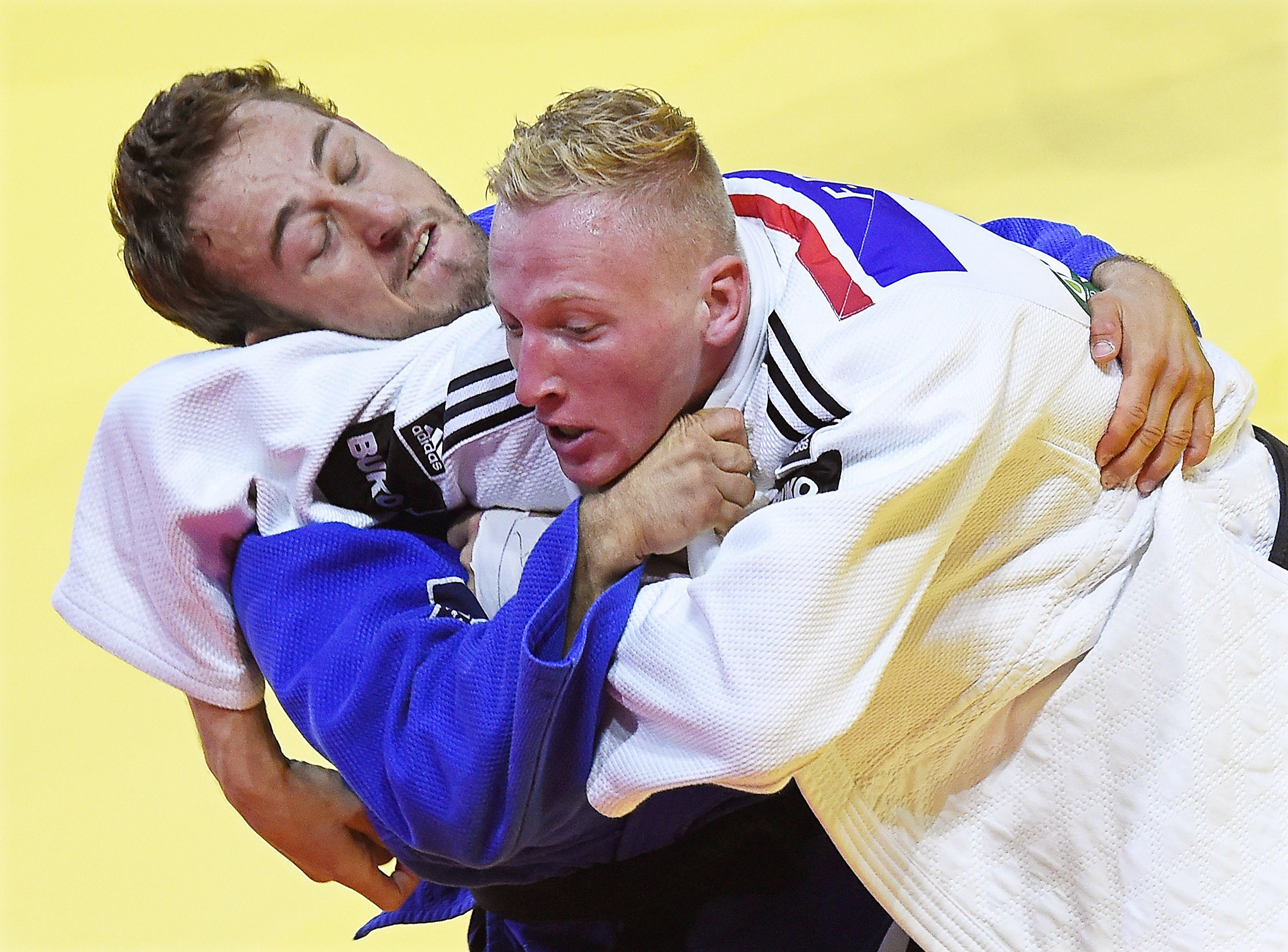 Heemskerker De Wit verder bij WK judo