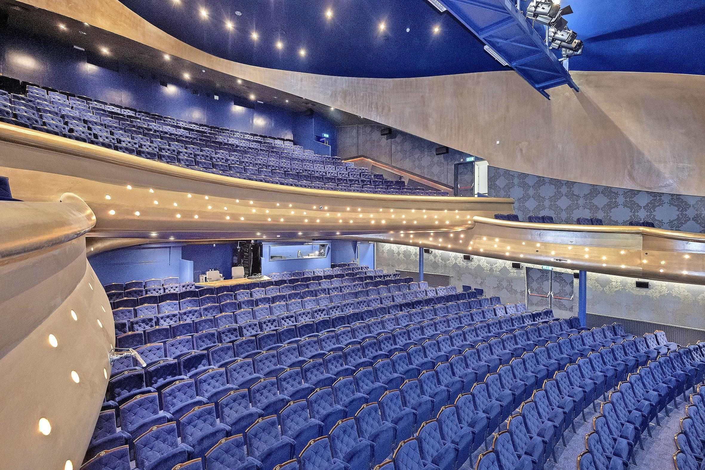 Met ruim 61.000 euro uit het Kickstart Cultuurfonds kan Schouwburg Velsen coronaproof laten zien dat ze nog leeft