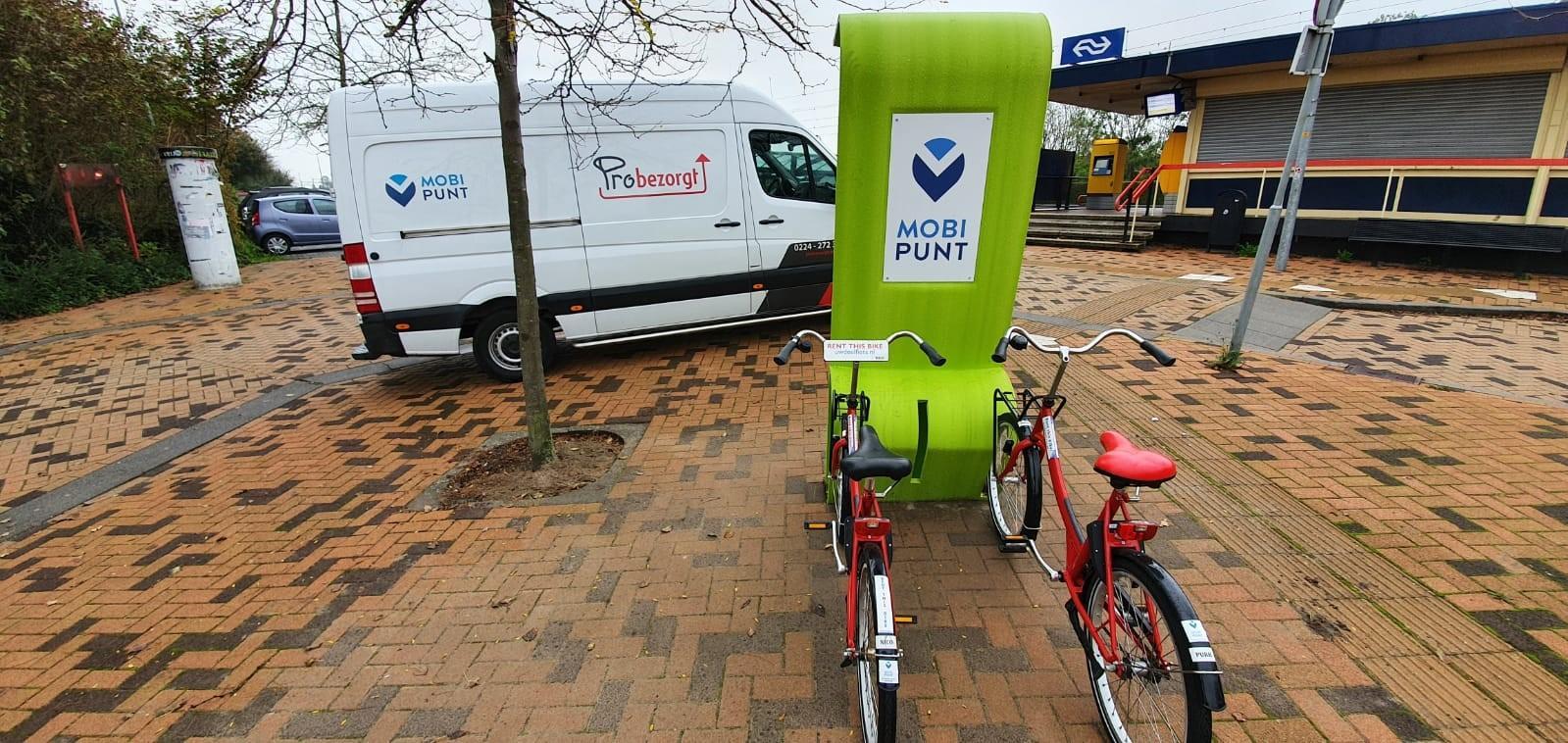 Na de deelfiets ook de deelauto: Den Oever, Schagen en Middenmeer delen de primeur
