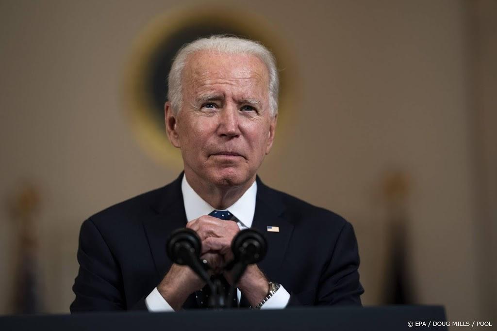 Biden komt op eerste buitenlandse trip naar Europa