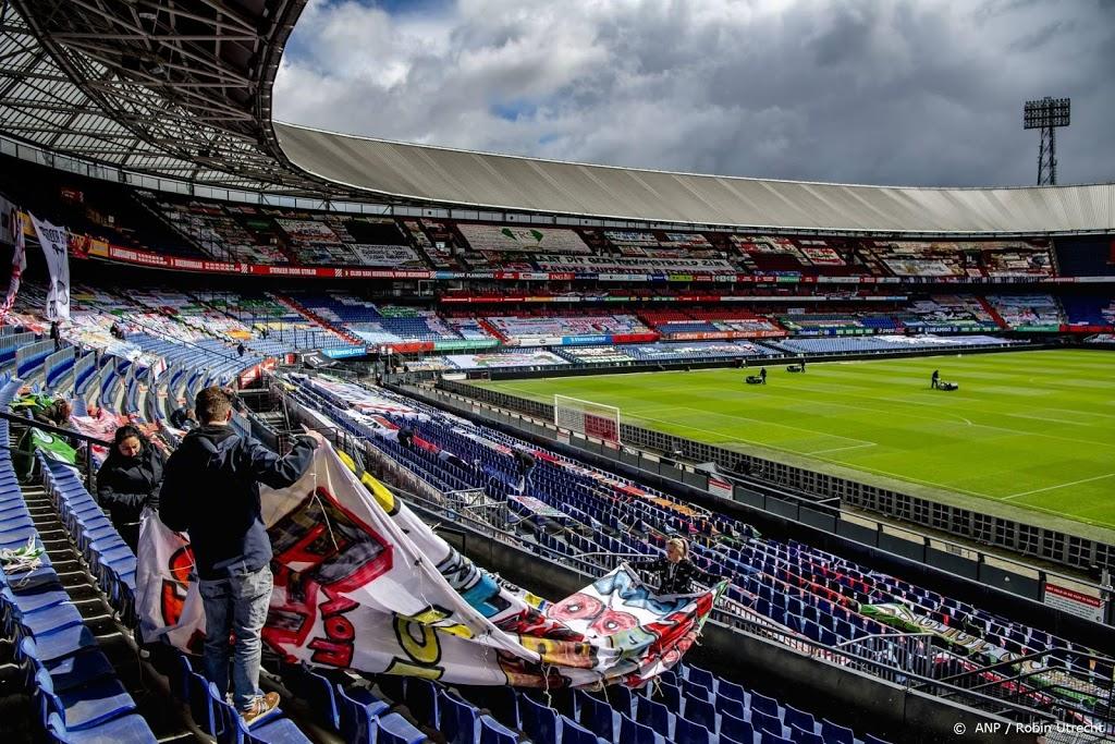 KNVB: blij dat Feyenoord-Ajax doorgaat
