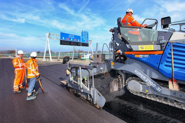 Nieuwe A9 bij Badhoevedorp op 10 april open