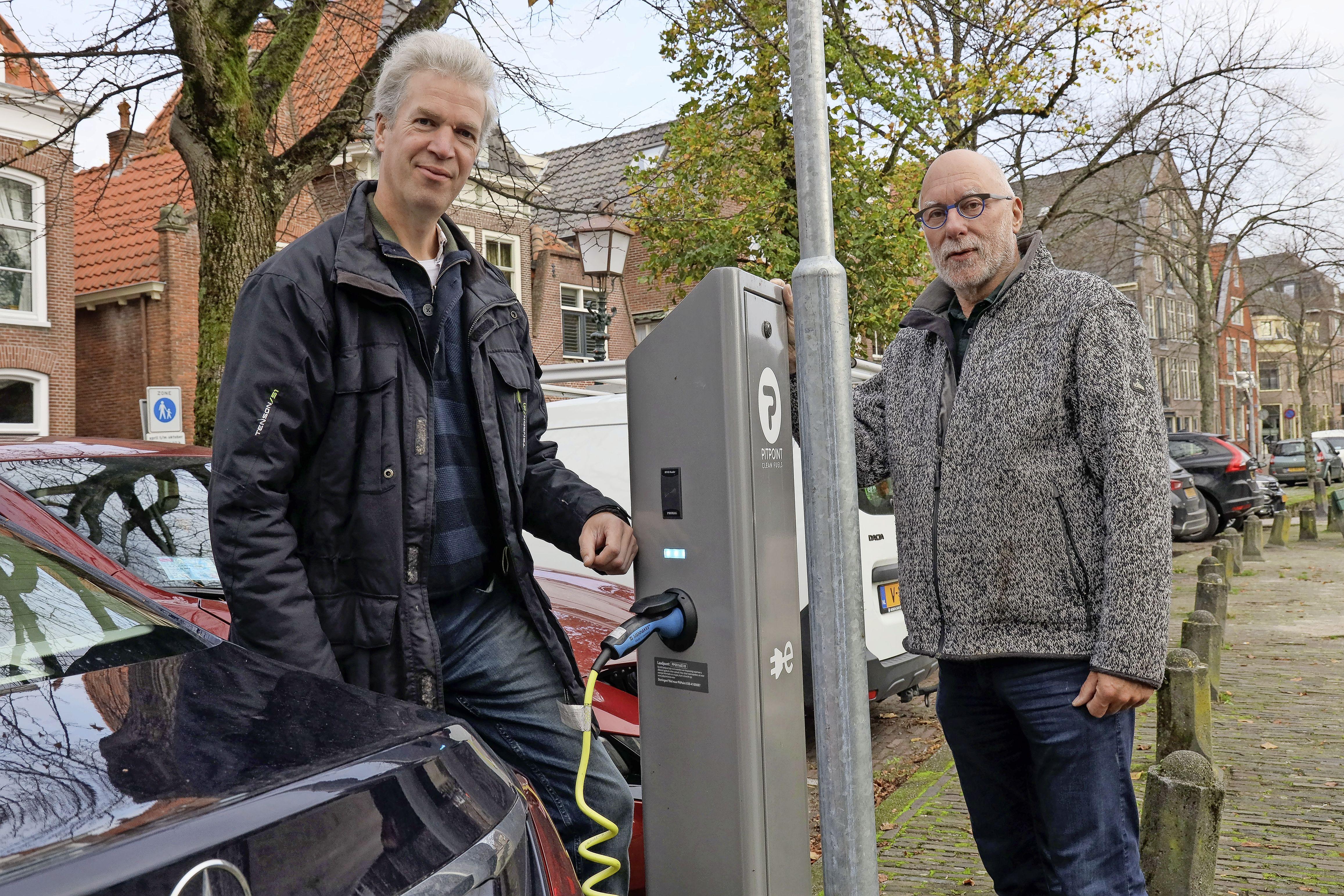 Elektrische deelauto door vertraging pas vanaf eind augustus in Hoogkarspel