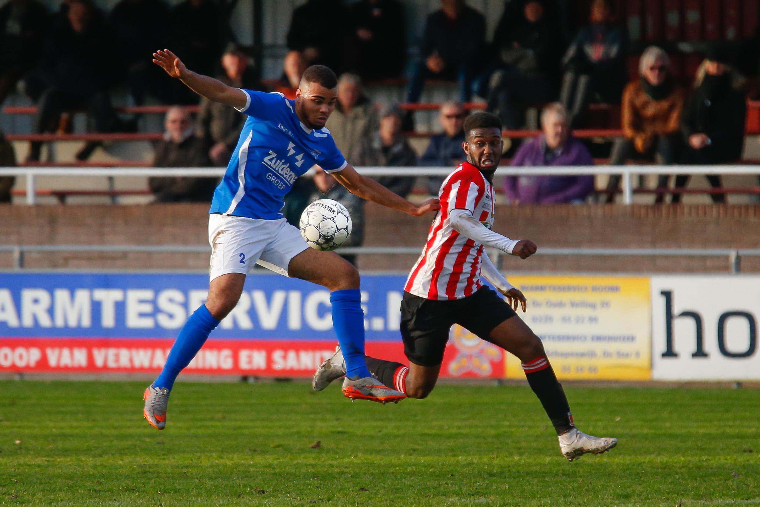 Hollandia ziet clubtopscorer Mukhtar Suleiman vertrekken naar OFC