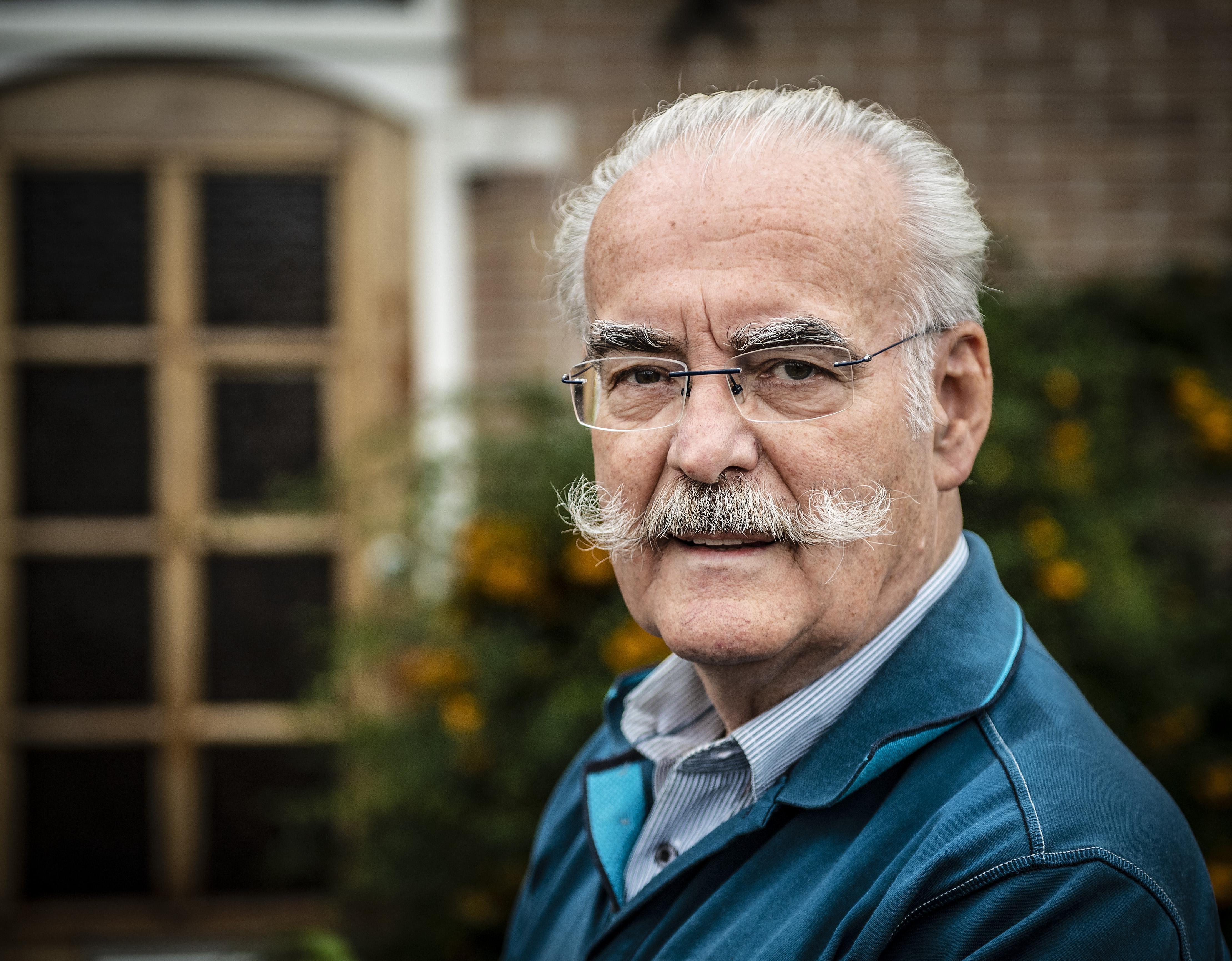 Niemand kreeg Johan Zwakman boos, behalve de slopende ziekte alzheimer van zijn vrouw