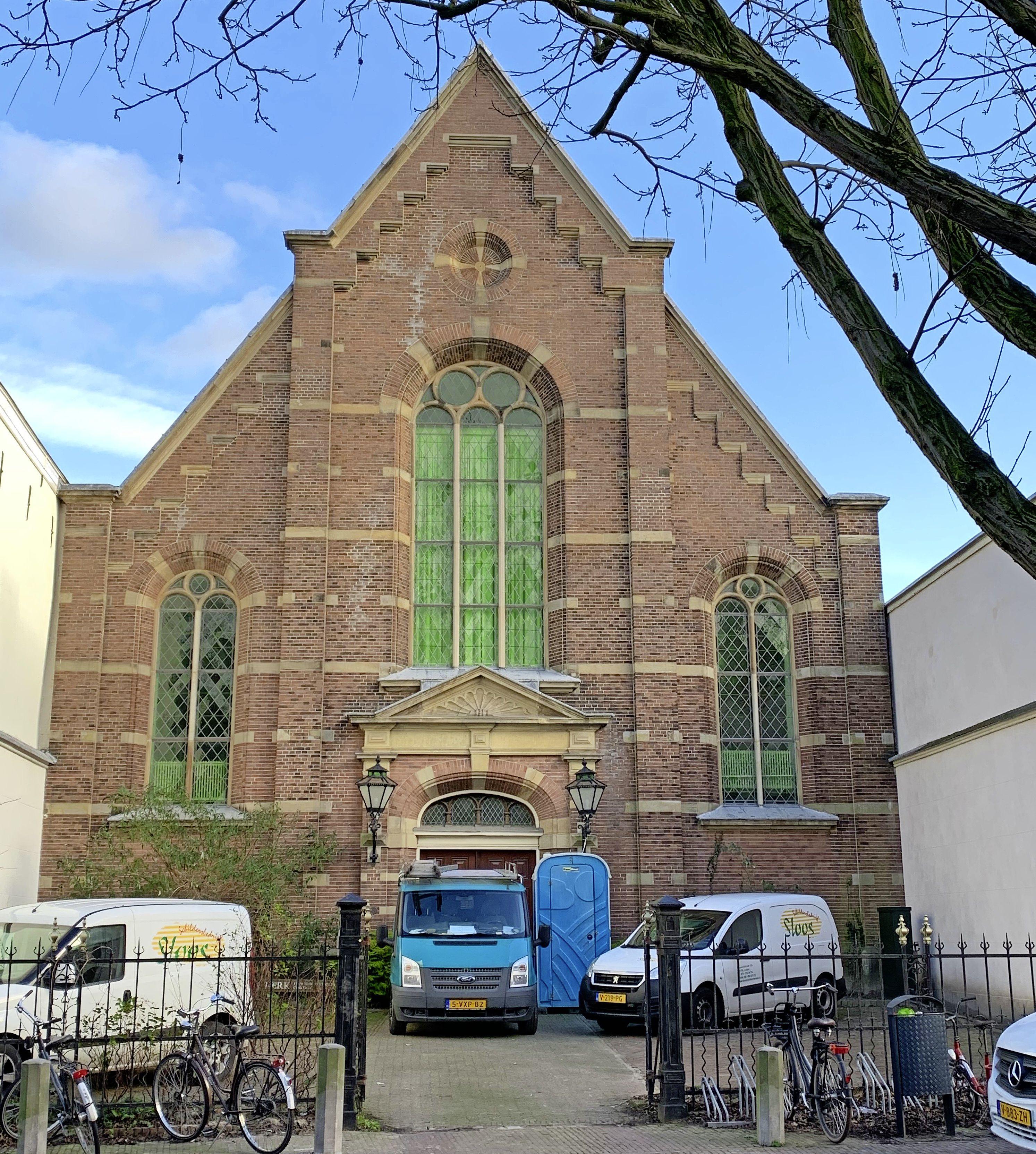 Verzet tegen hotel in historische Lutherse kerk in Leiden houdt aan