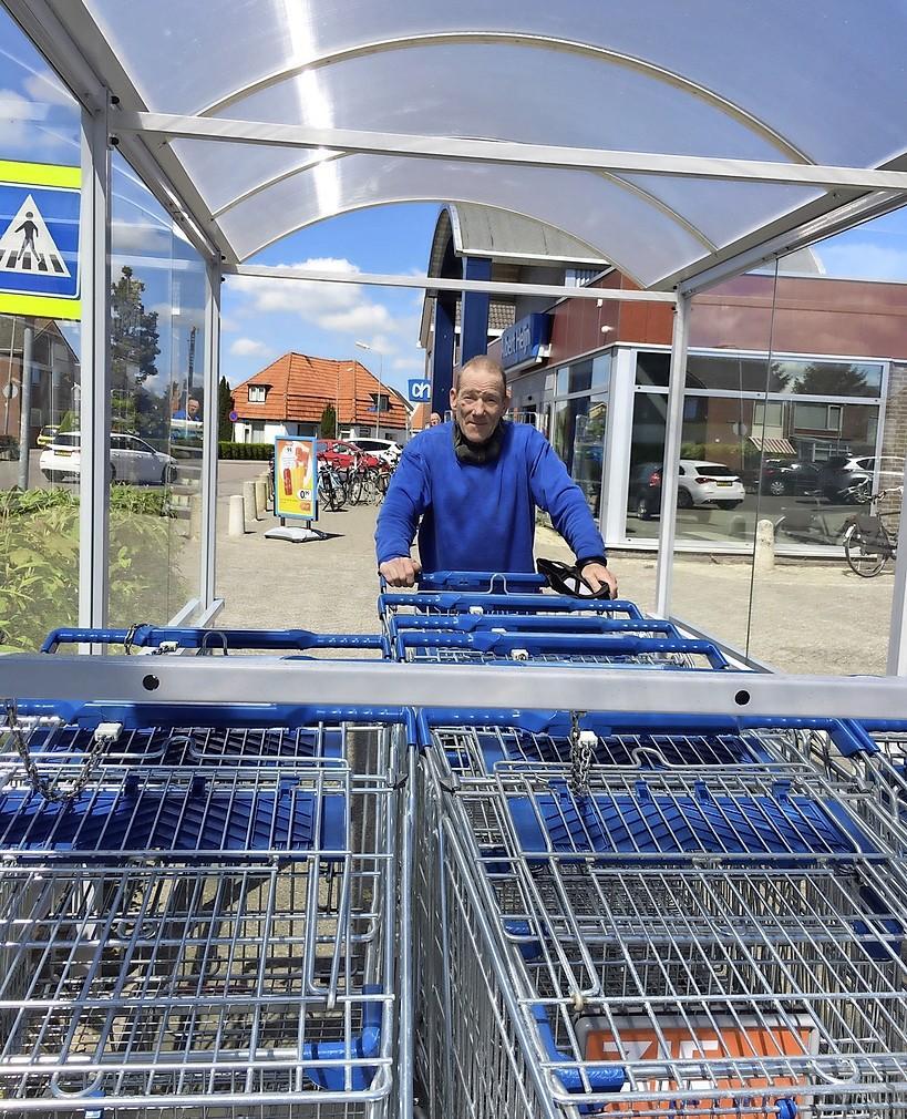 Bewoners Nibbixwoud ziet liefst een 'onsje extra' aan het Ganker wanneer Albert Heijn gaat verhuizen