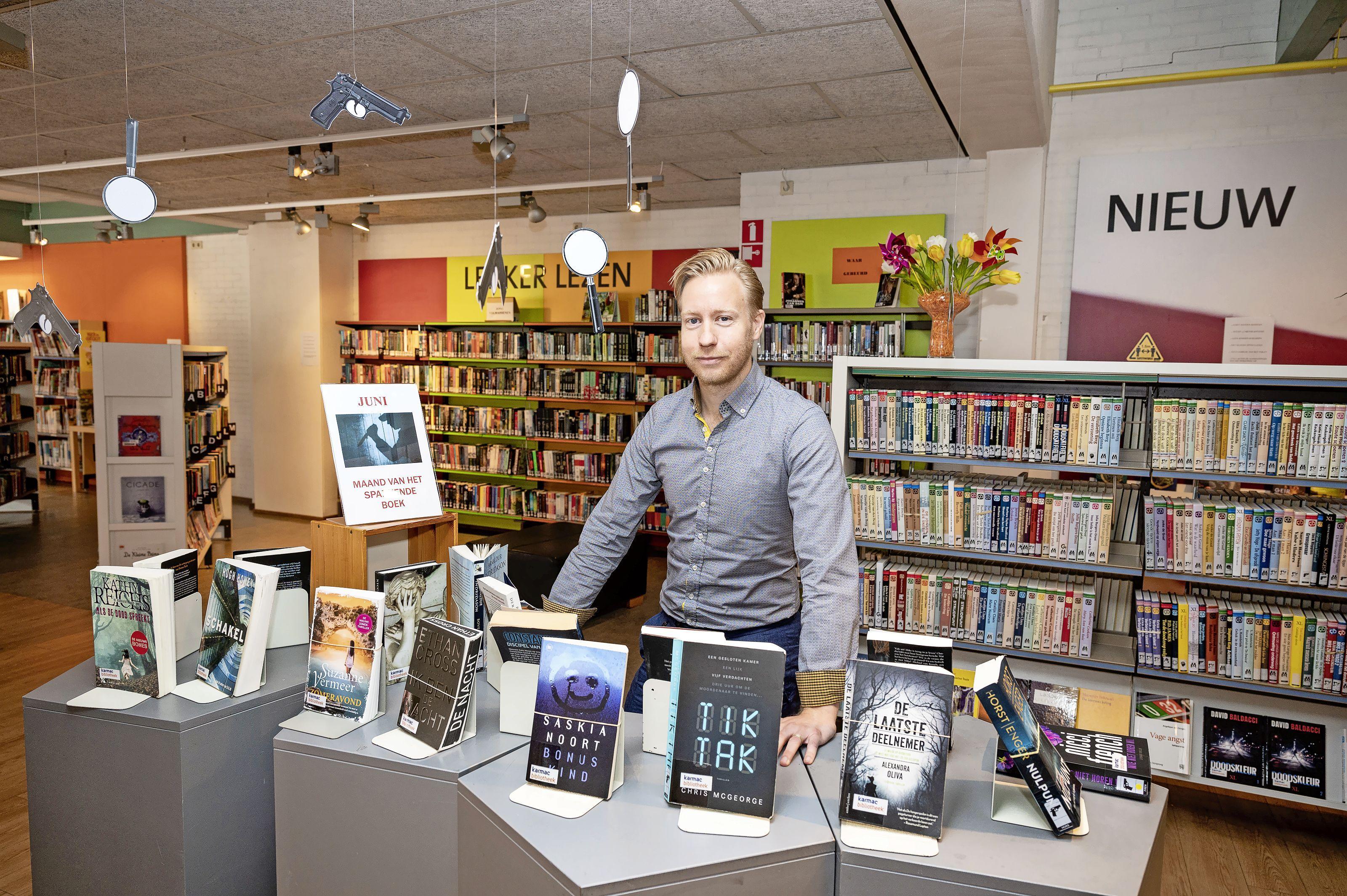 Karmac Bibliotheek wil door in Waterland maar wel in betere huisvesting: 'Over een of twee jaar in de nieuwe Brede School in Broek in Waterland komen, en voor Monnickendam een nieuw pand aan het Galgeriet'