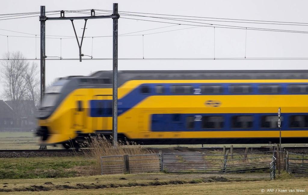 Treinverkeer in door actie platgelegde regio start goed op