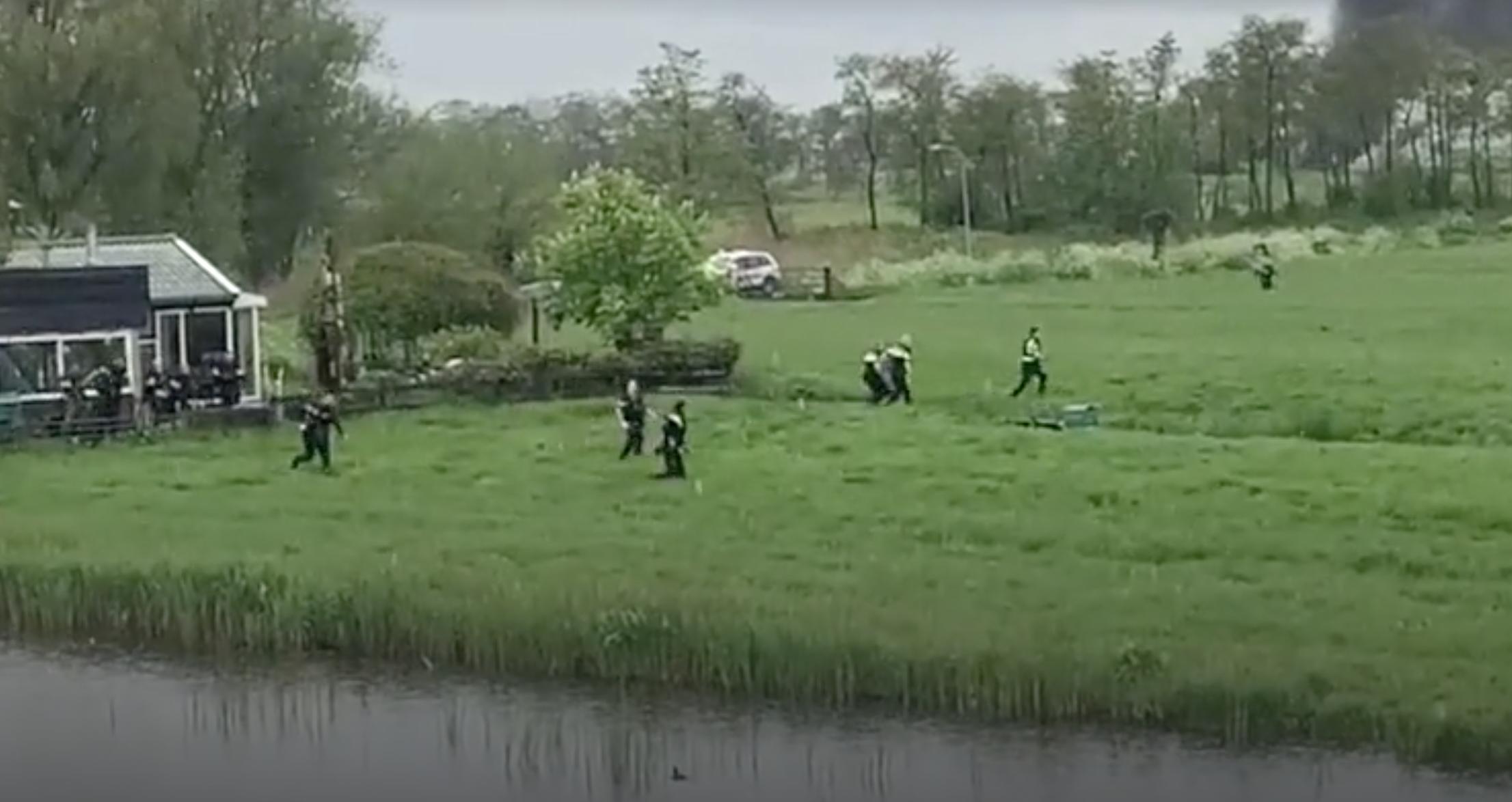 Inwoner Broek in Waterland start crowdfunding voor politie: 'Als dorp een gebaar maken'