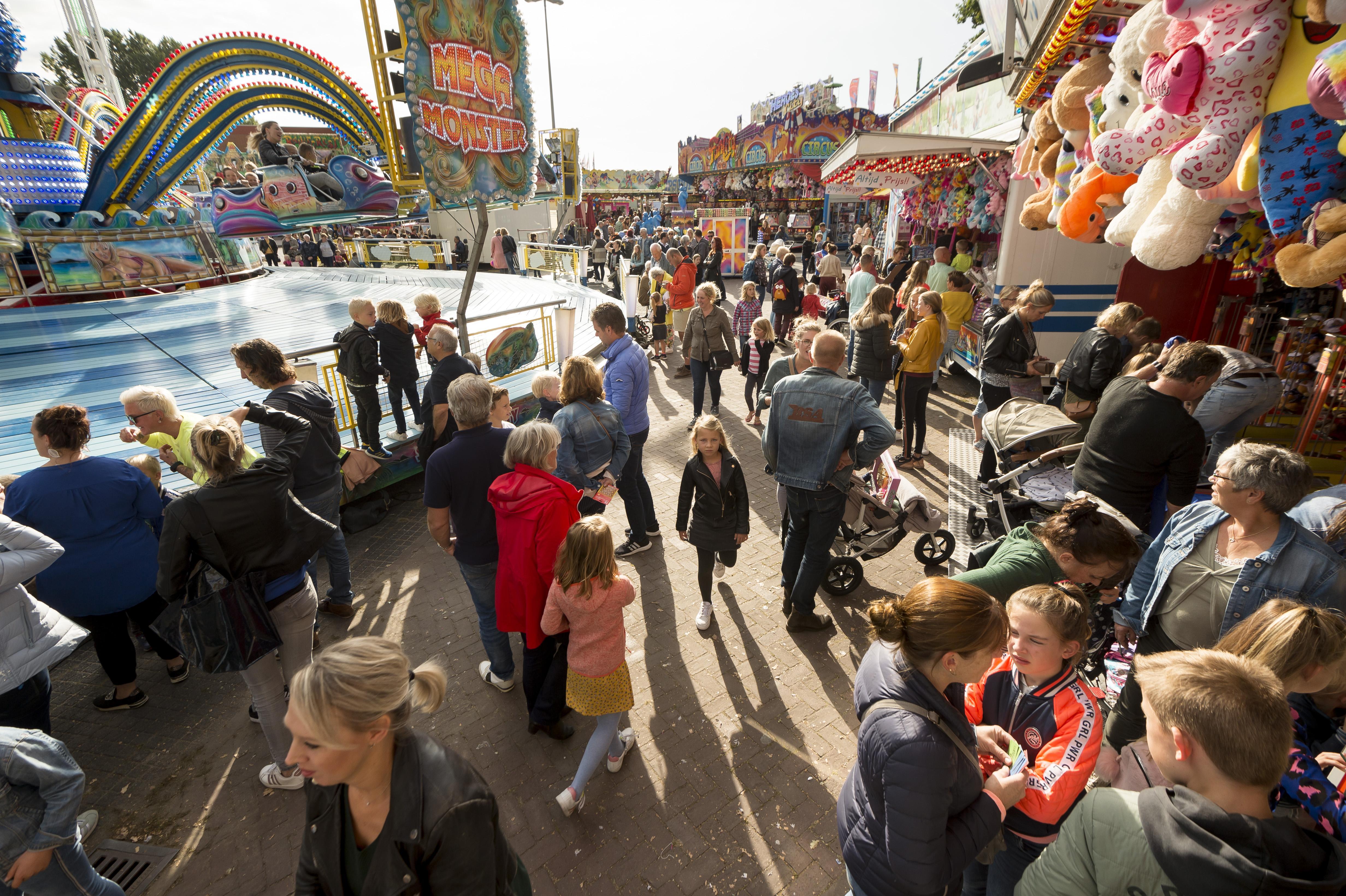 Programma Najaarsfeesten Sassenheim aangepast wegens corona; verschillende evenementen gaan niet door, concerten op tv