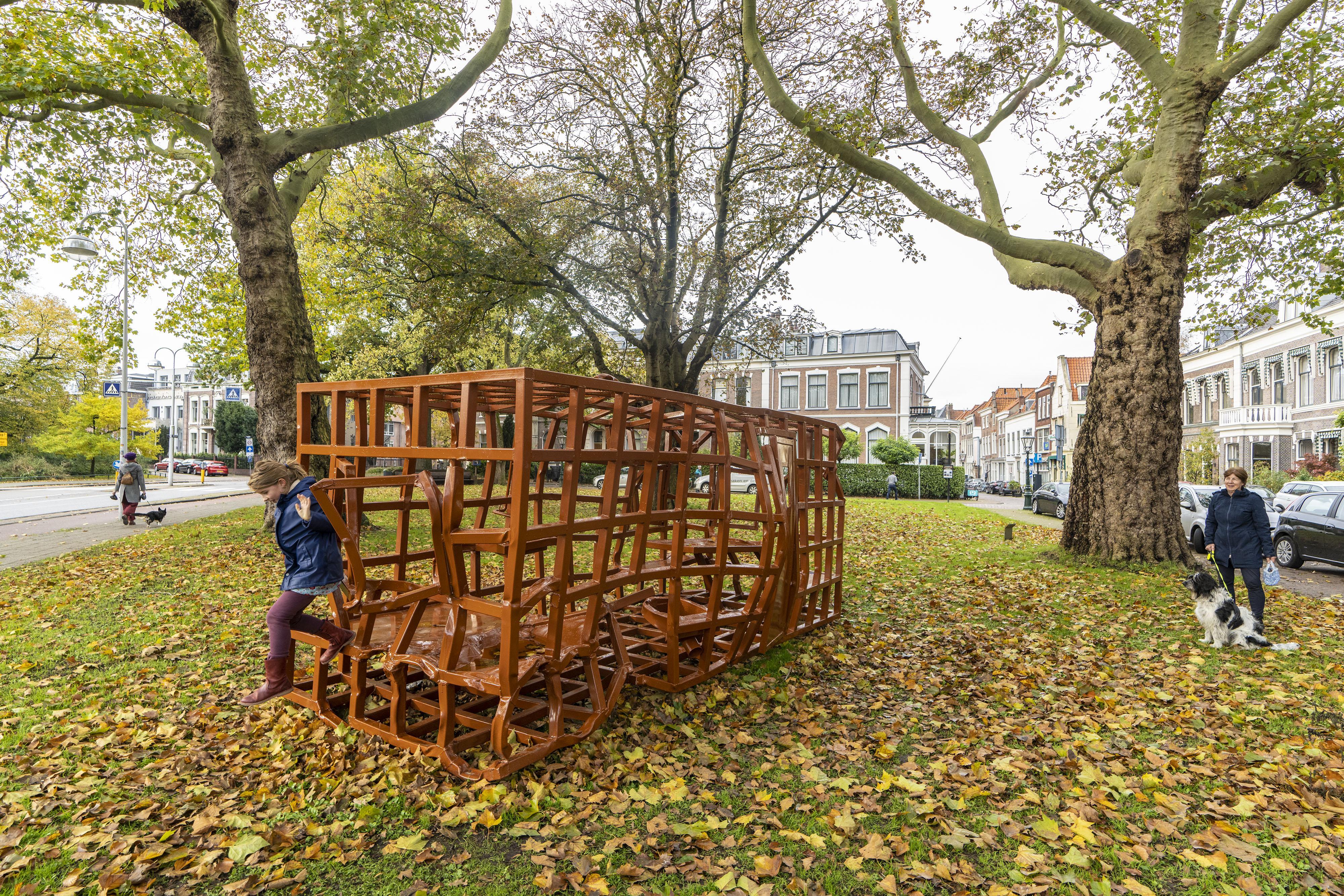 Ook subsidieregeling voor Leidse kunstenaars die werk voor openbare ruimte willen maken