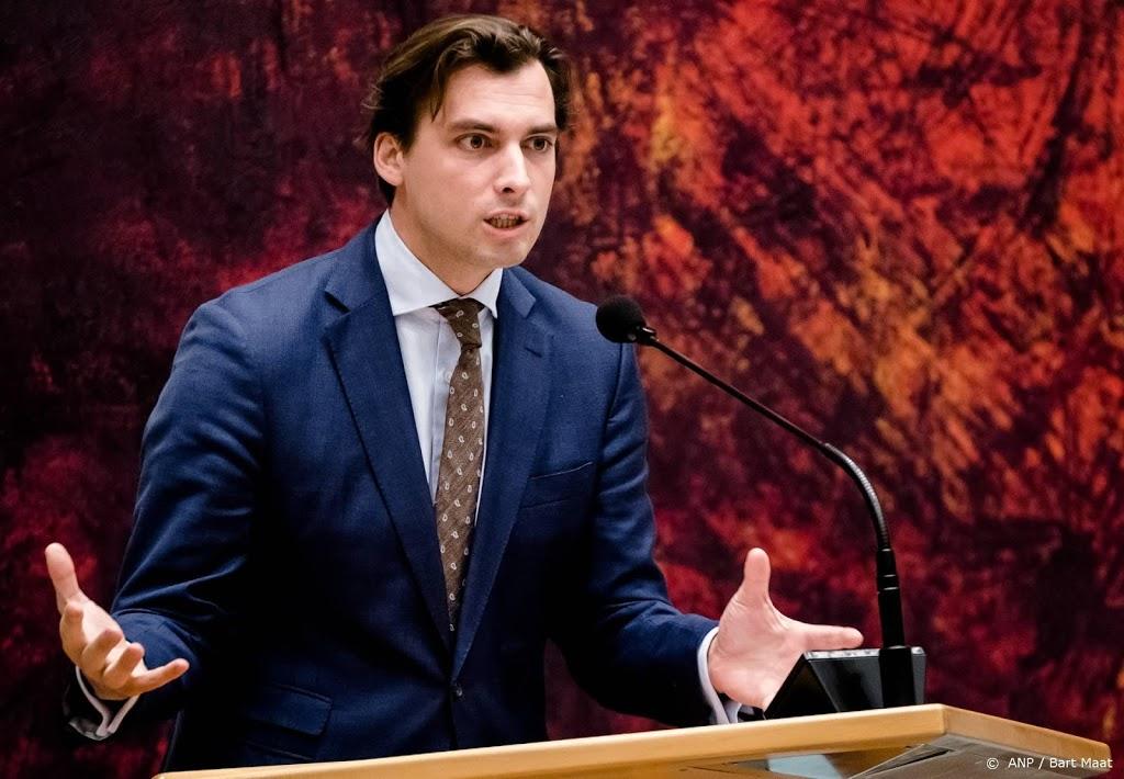 Baudet treedt terug als lijstrekker Forum voor Democratie