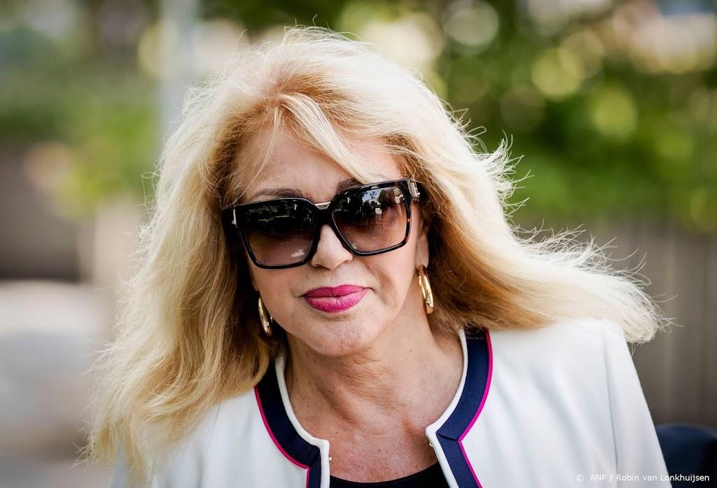 OM eist maand celstraf tegen verspreider seksvideo Patricia Paay