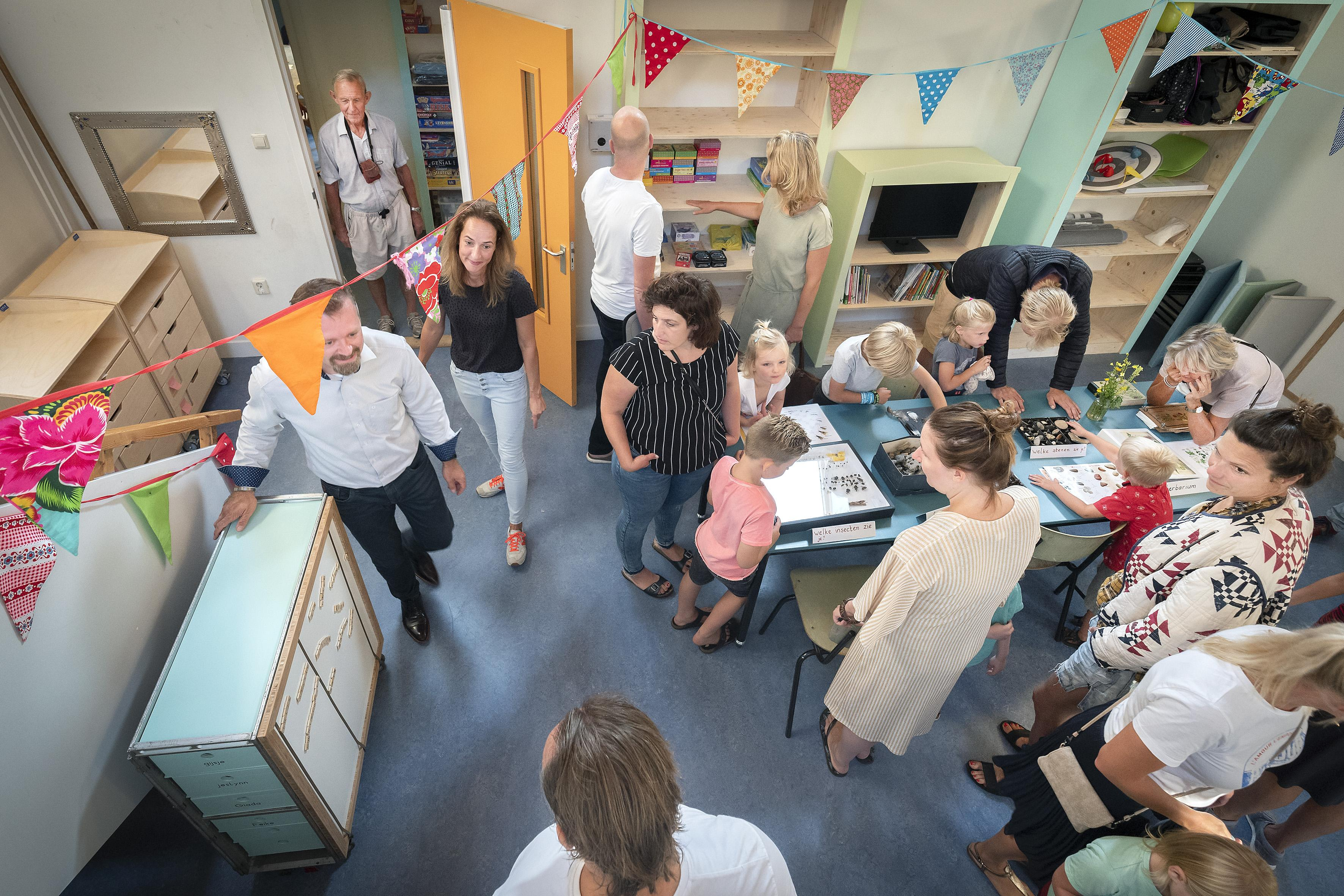 Nieuwe basisschool in Santpoort-Noord: 'Elk kind heeft inspraak op zijn schoolopdracht'