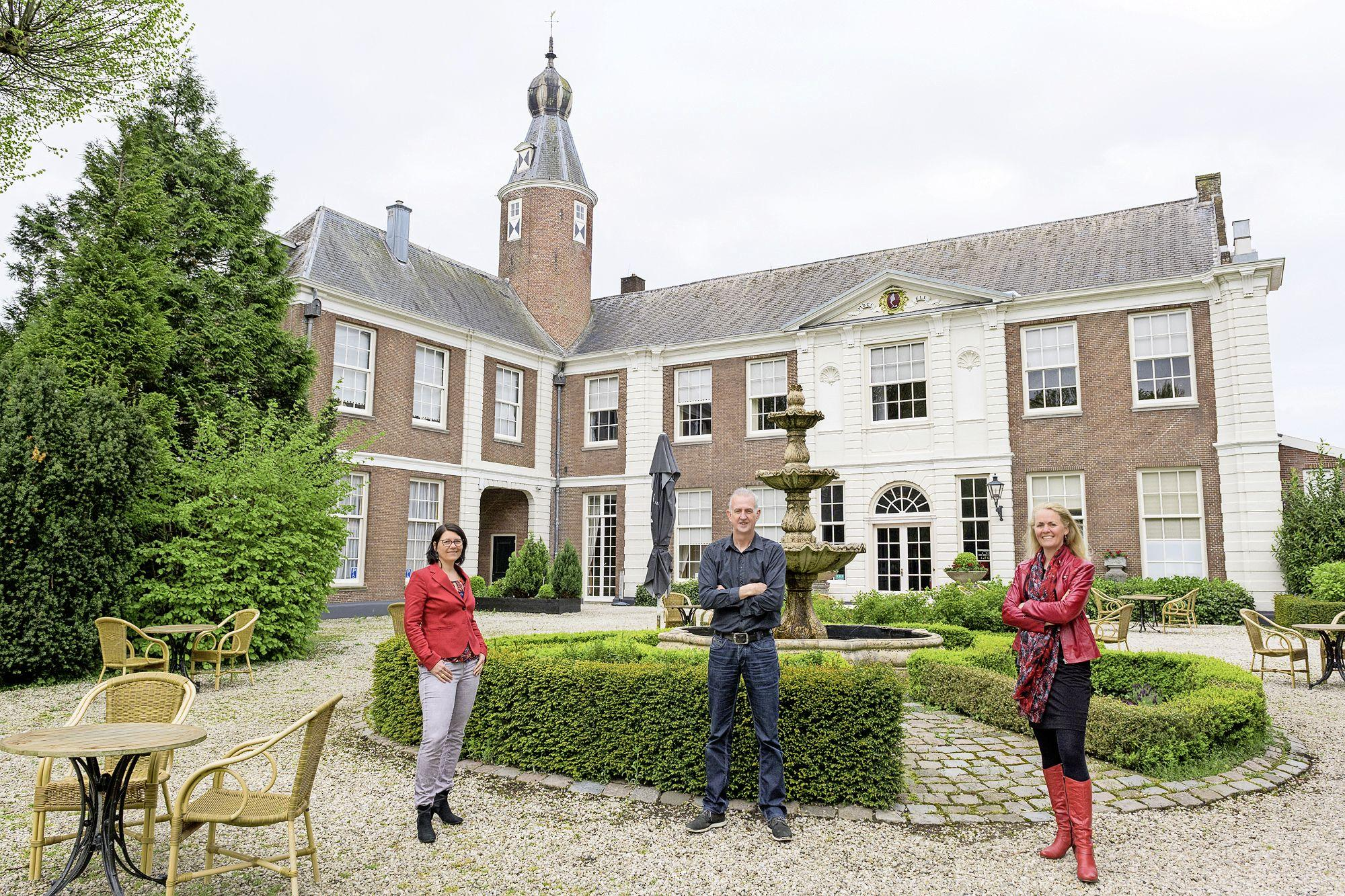Ondernemersvereniging BNI Marquette van start in Heemskerk, deelnemers krijgen één minuut de tijd om te pitchen