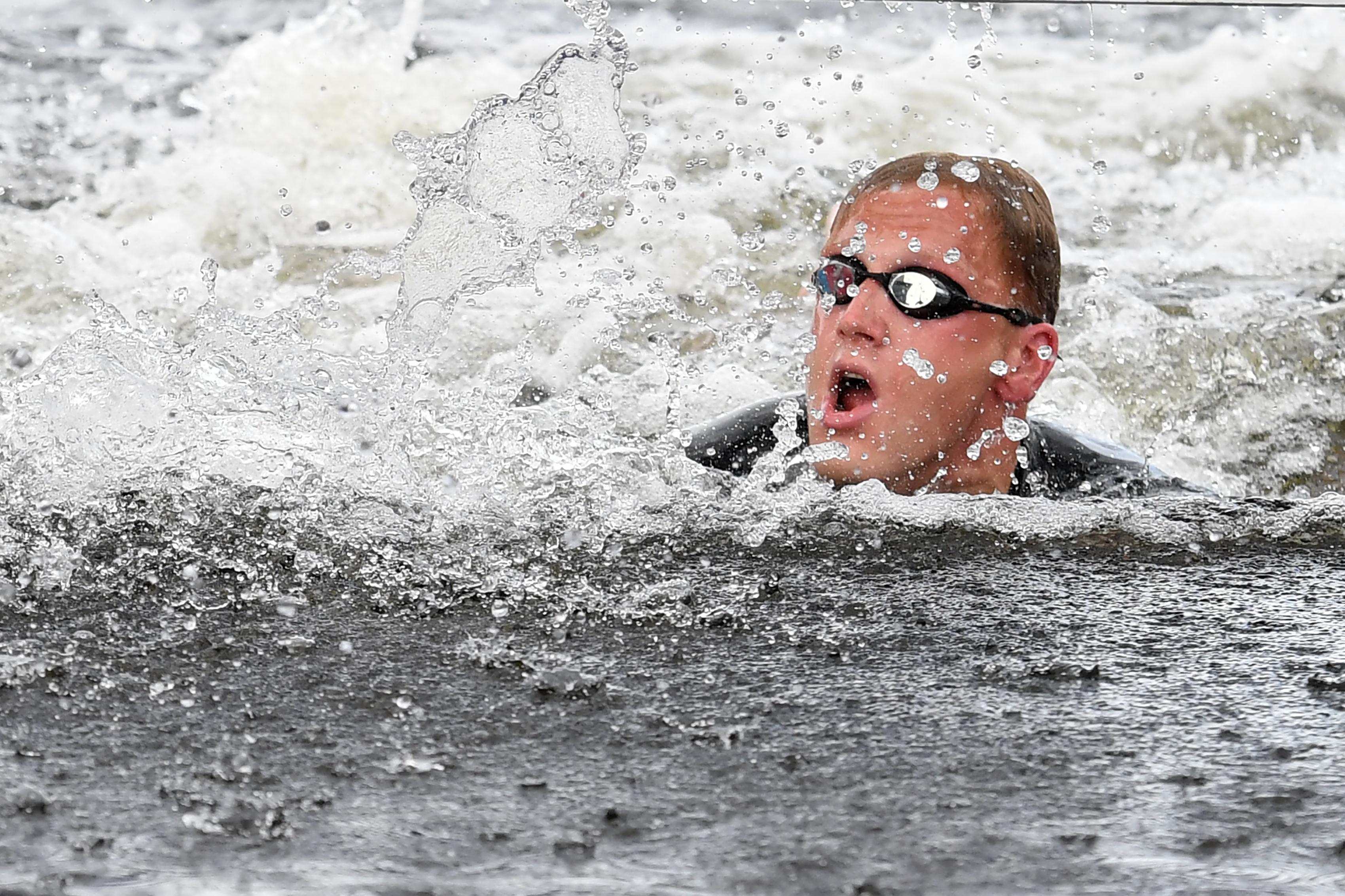 Ferry Weertman wint wereldbeker in Dubai