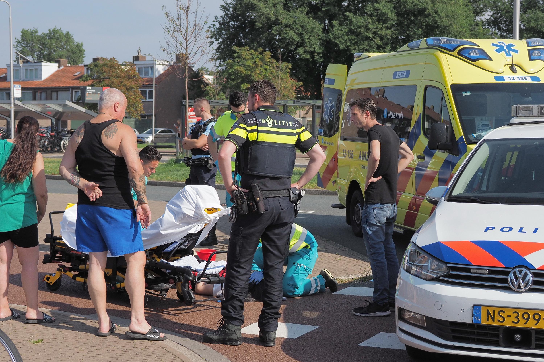 Meisje bewusteloos bij aanrijding in IJmuiden